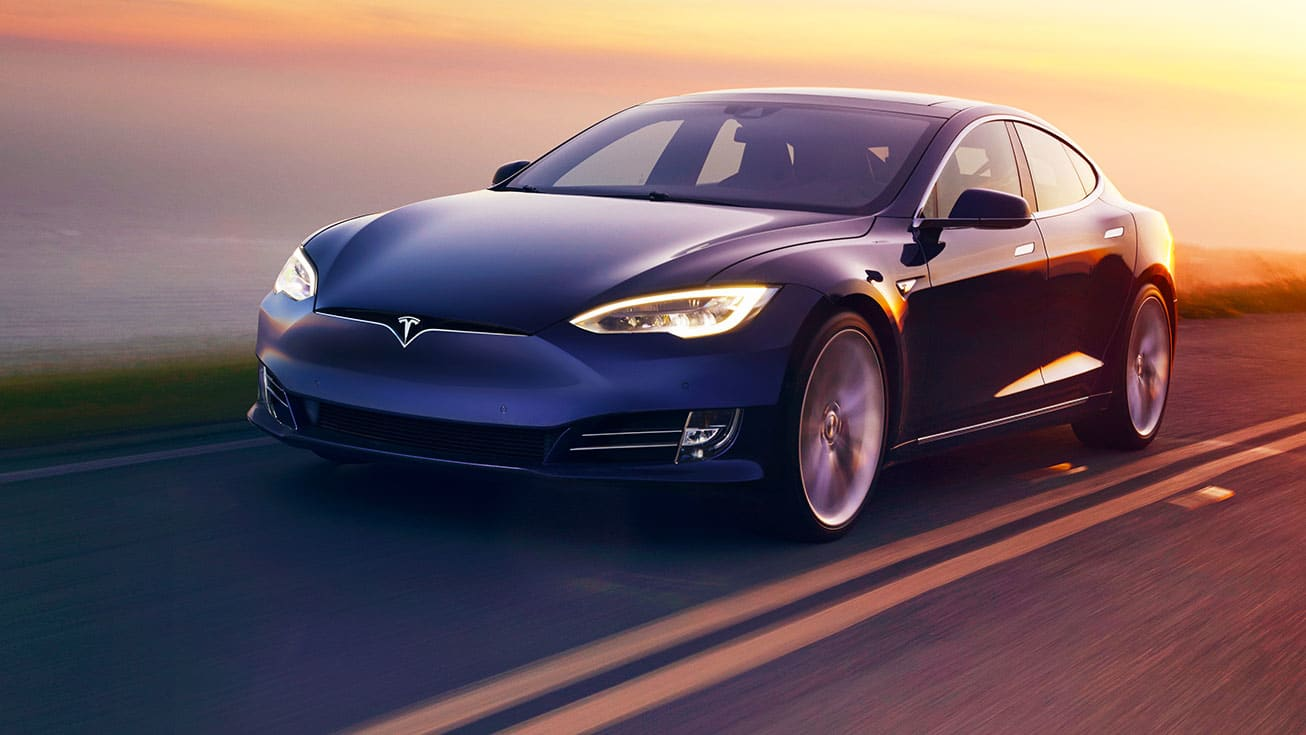 Tesla Unveils New Model S Sedan X Crossover With Quicker Acceleration Longer Battery Range