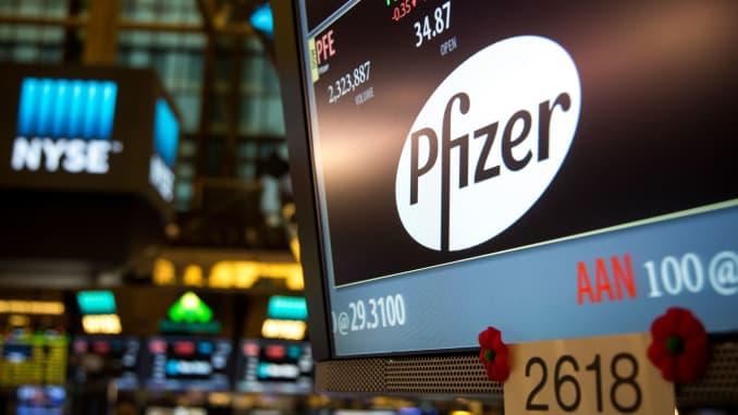 Pfizer Q3 earnings 2018