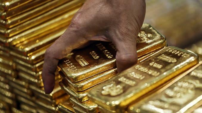 GP: Gold bullion bars 190920