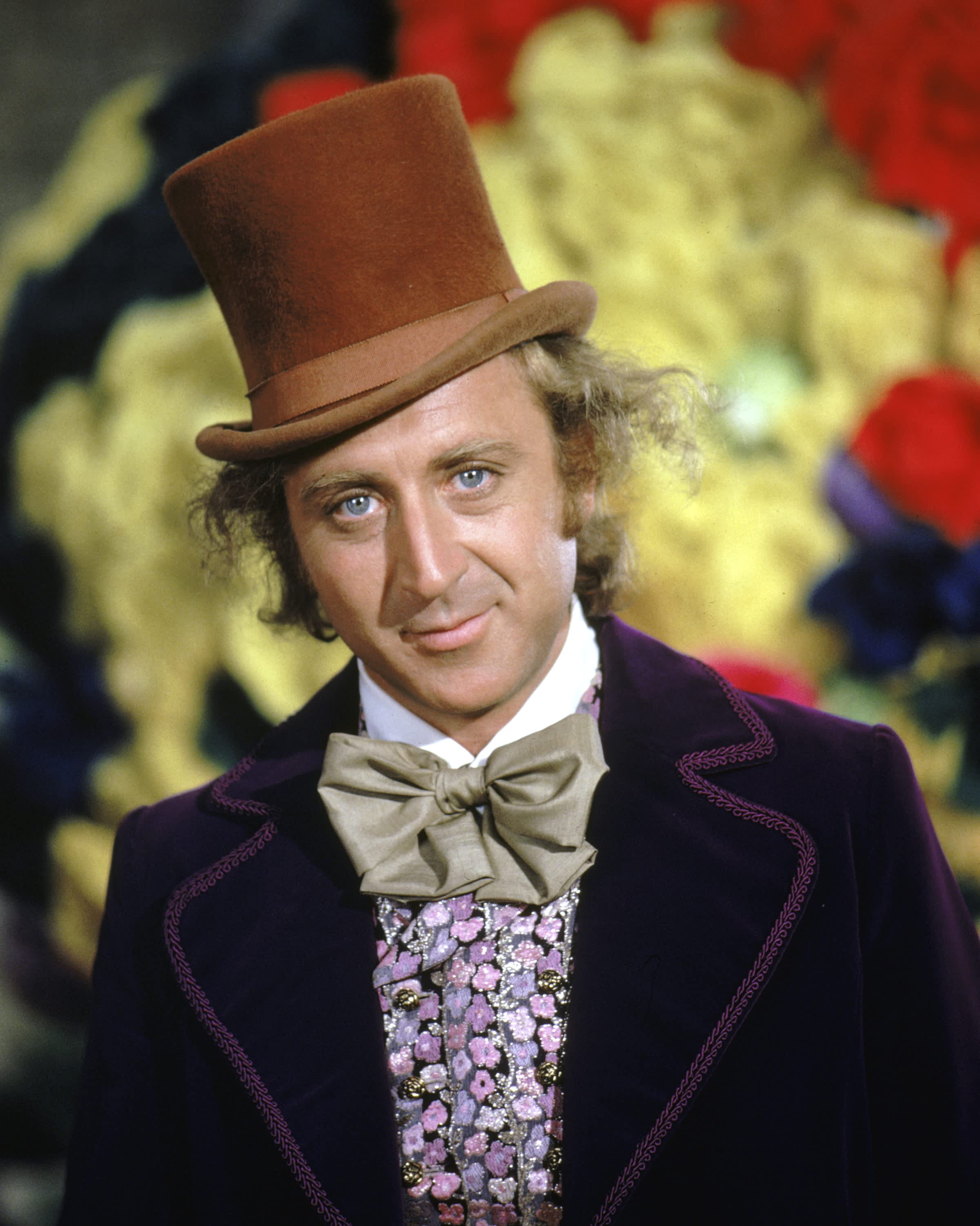 Hollywood, family bid Gene Wilder adieu