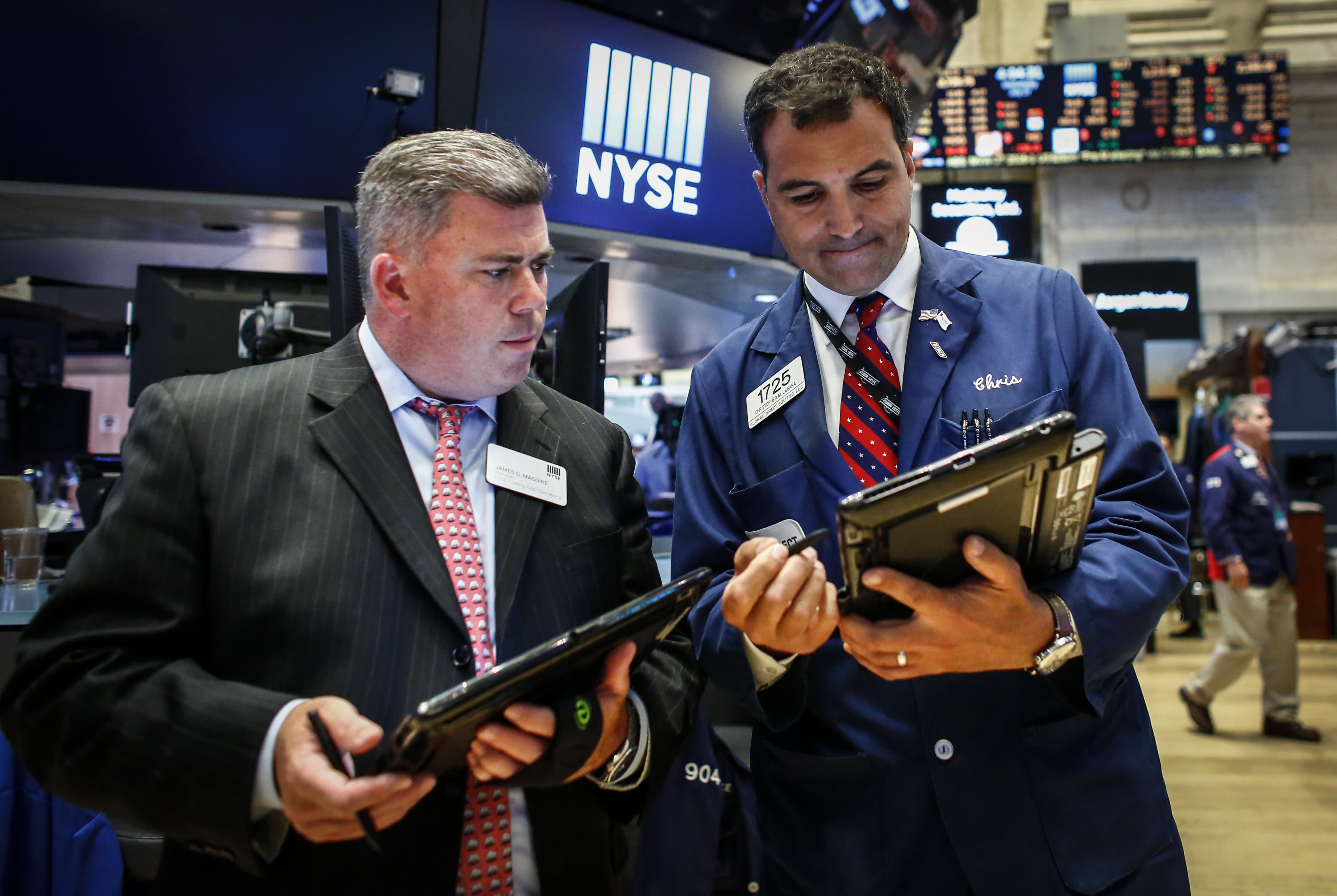 Stocks making the biggest moves premarket: Chewy, Broadcom, Mattel, Comcast, Sony & more