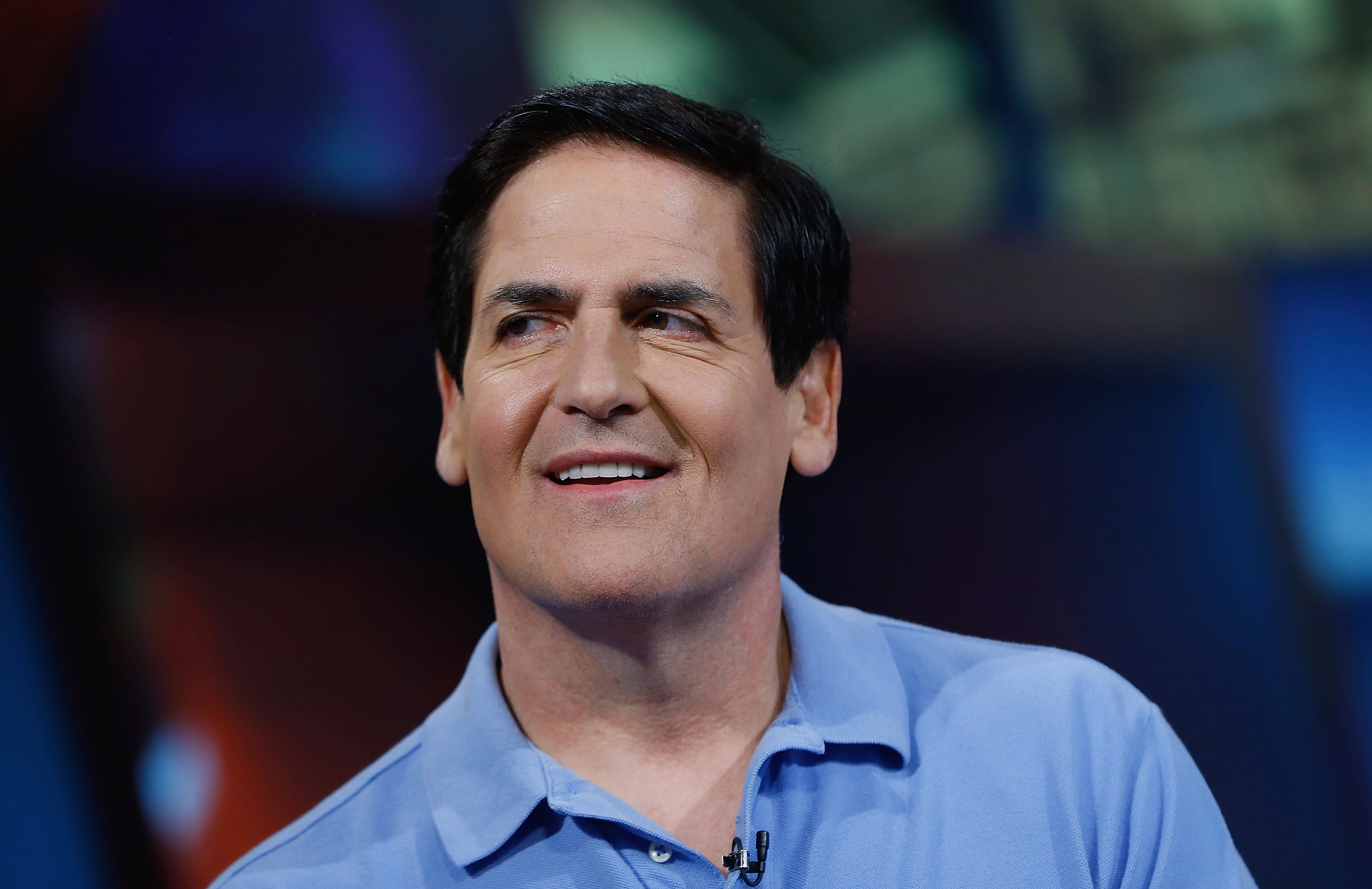 Mark Cuban auditioned for the 1996 drama 'Twister' but lost out to Philip Seymour Hoffman