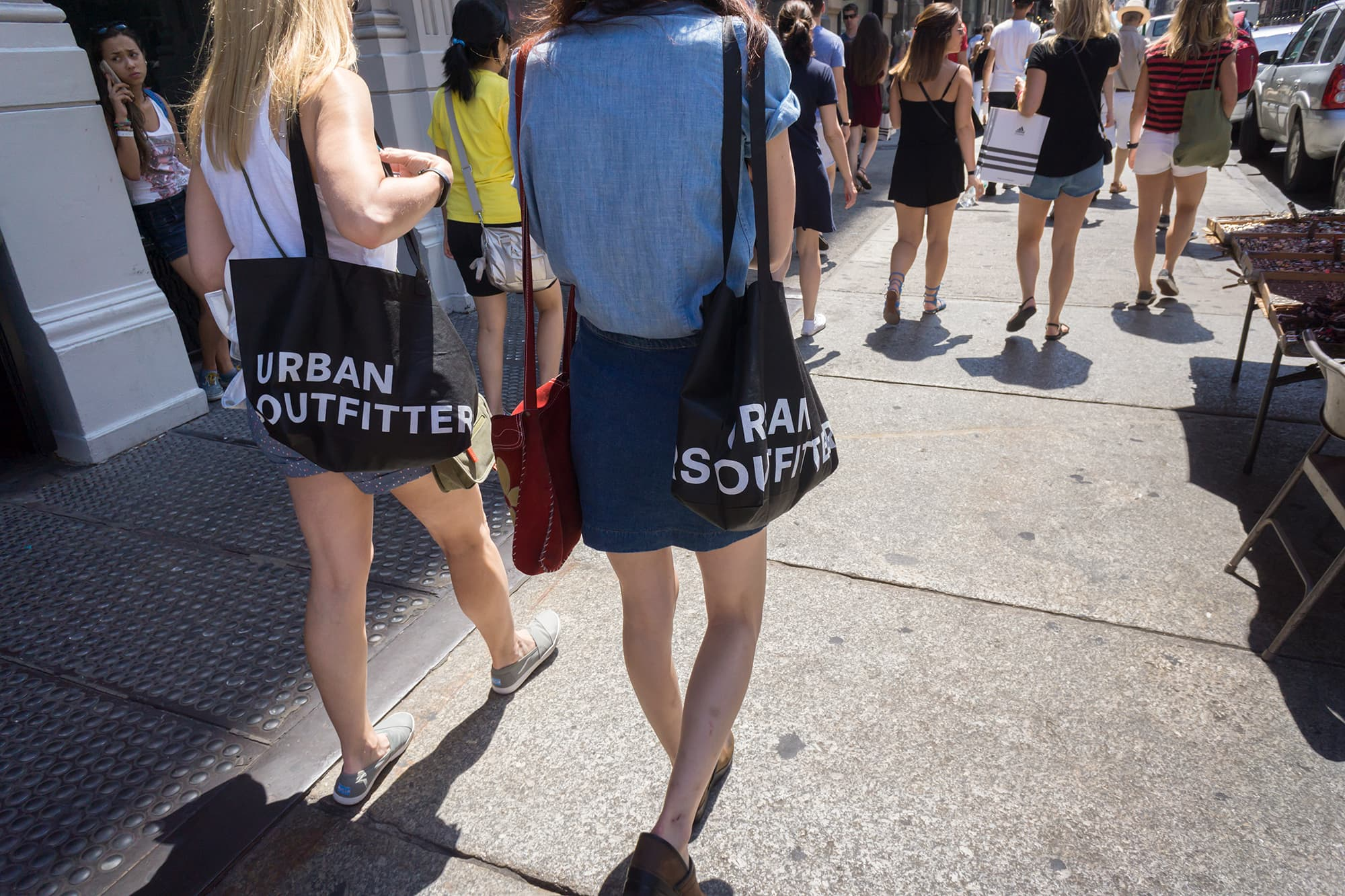 Urban Outfitters shares tumble on disappointing holiday sales, retailer taps Harrington as CEO