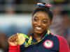 Gold medalist Simone Biles