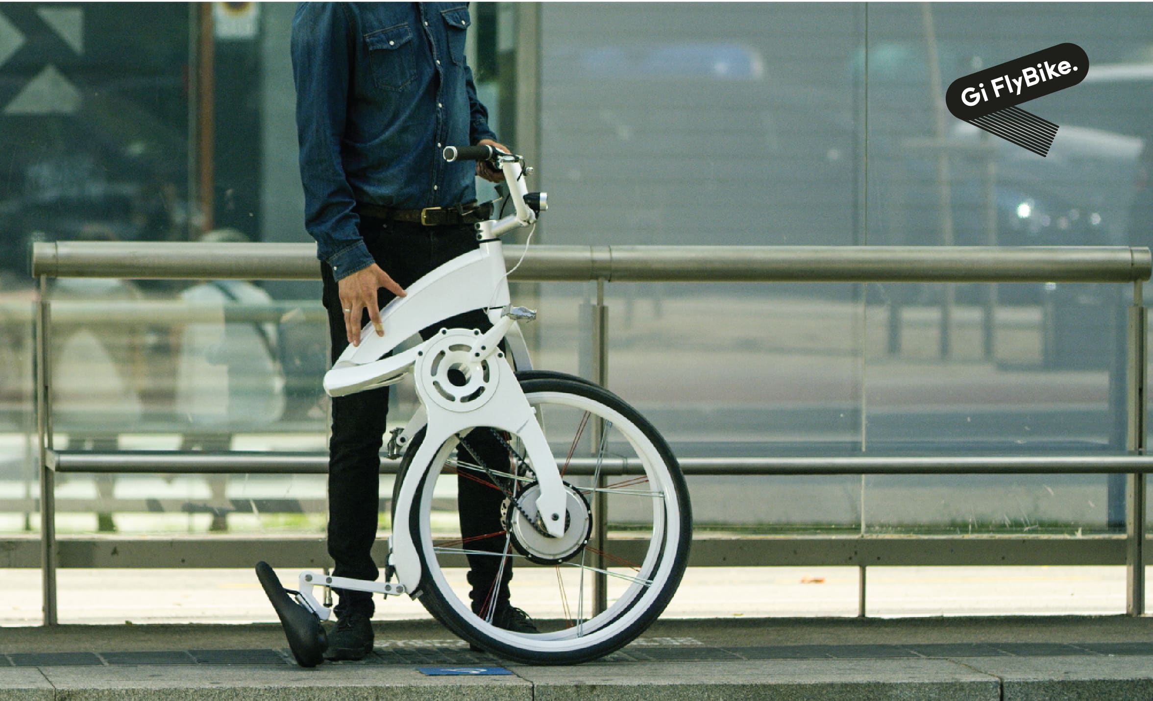 d481fc42bb5 An electric bike you can fold in a second