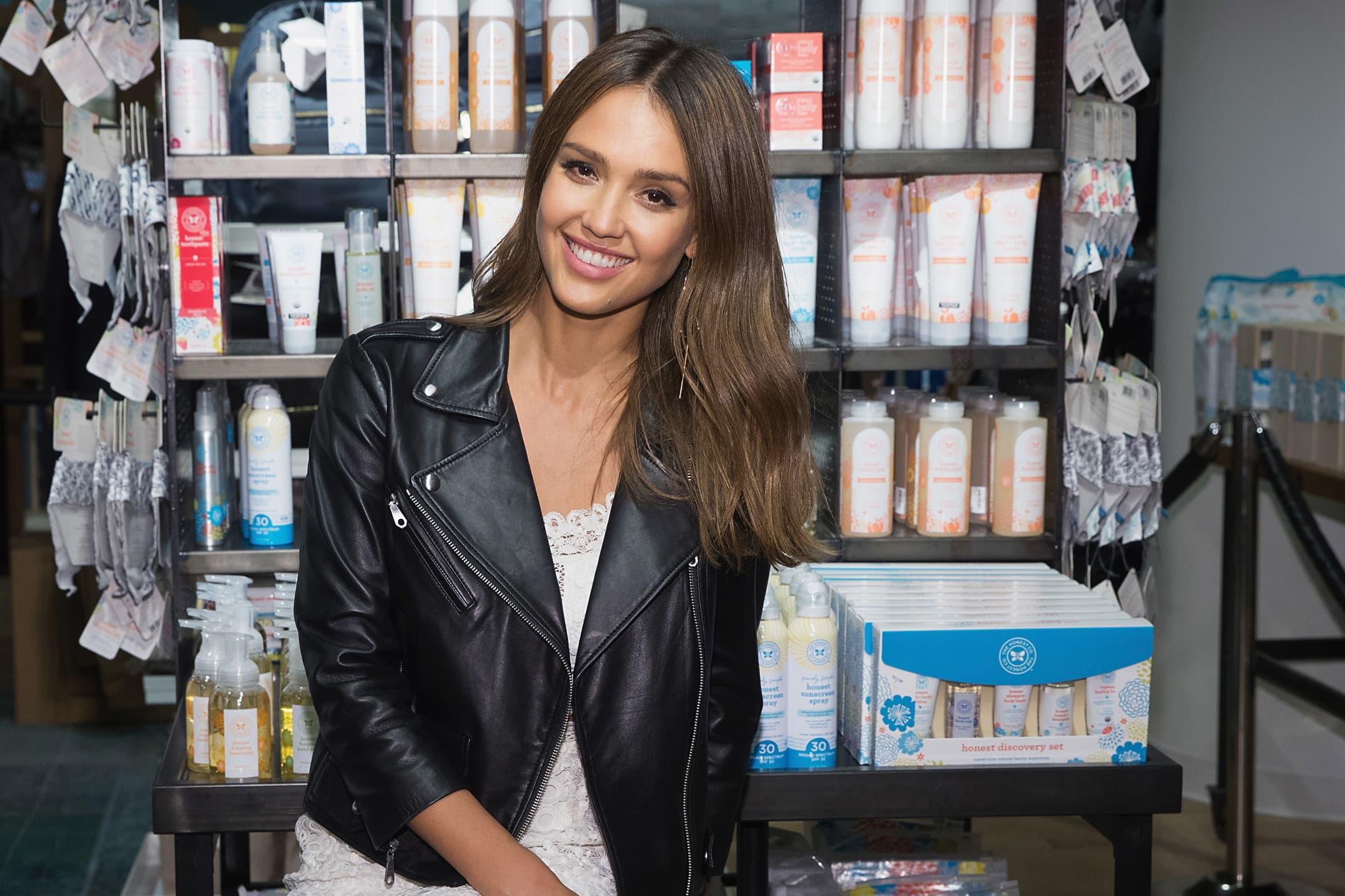 Jessica Alba-backed Honest Company IPO raises 2.8 million