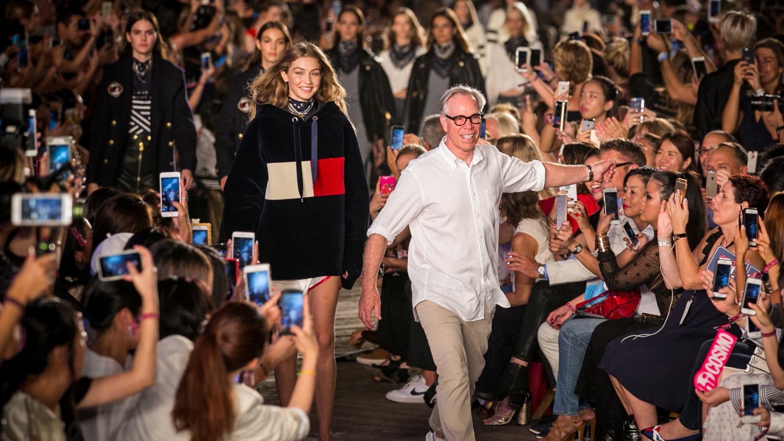 Tommy Hilfiger Going Bankrupt In My 20s Taught Me More Than An Mba