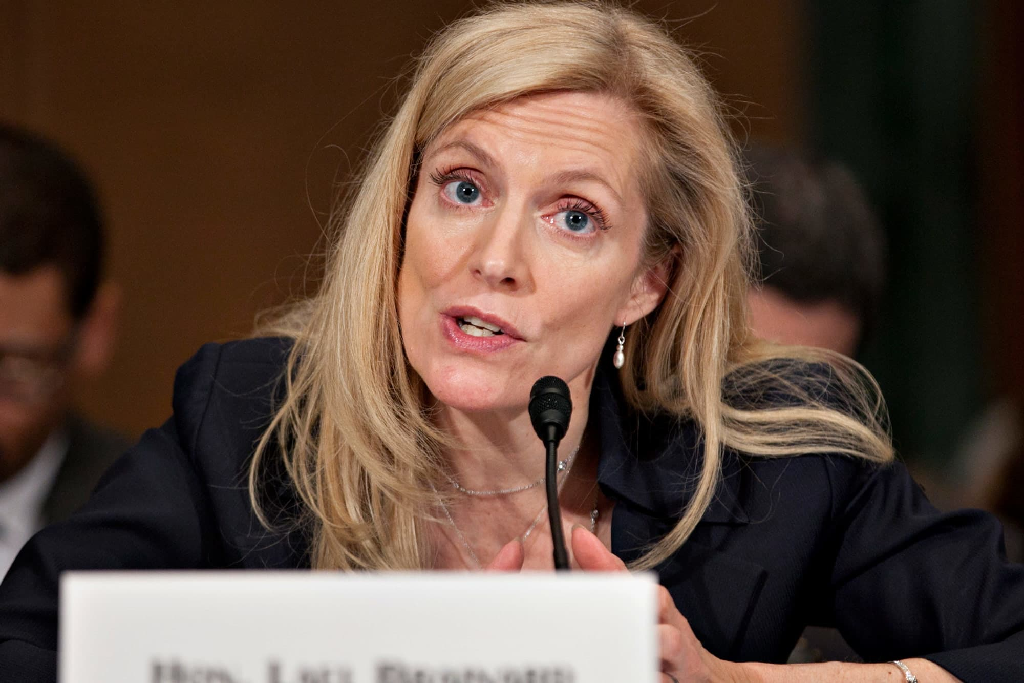 Fed Governor Brainard backs up Powell's view that the Fed is 'prepared to adjust policy'