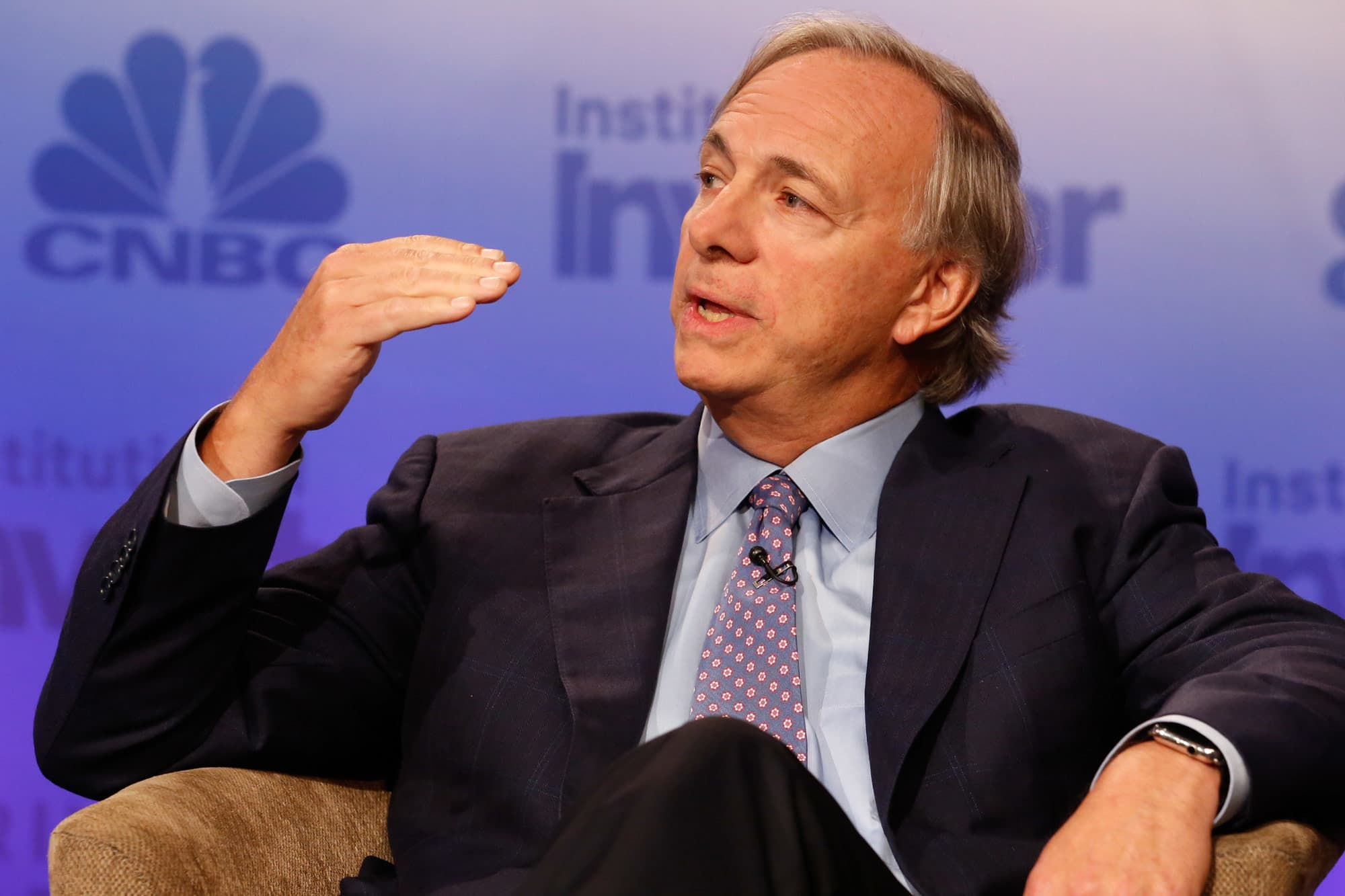 How America's capitalist system is 'broken,' according to billionaire financier Ray Dalio