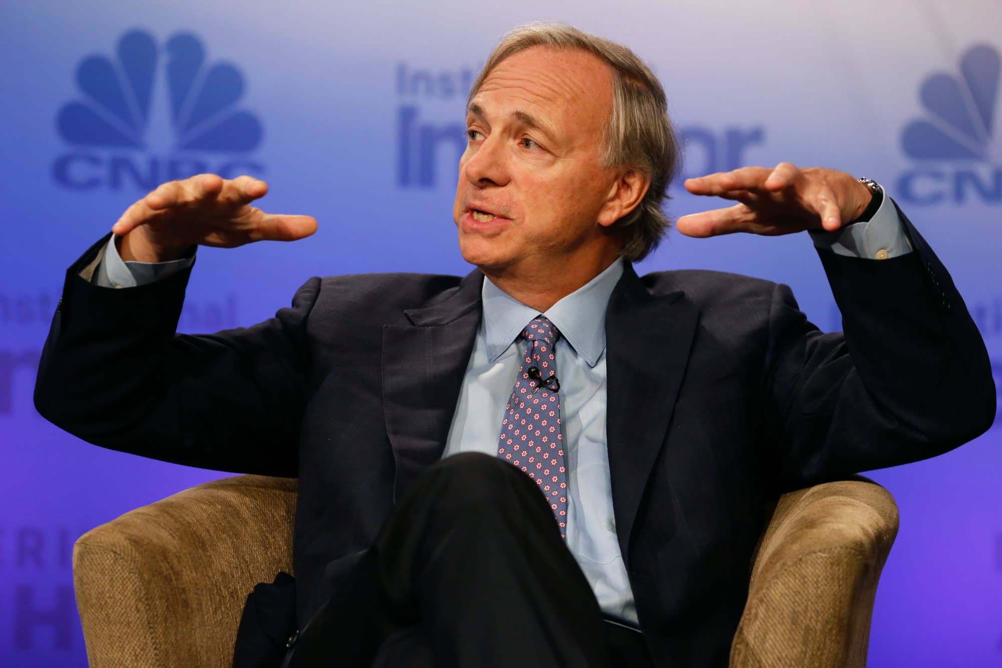 Billionaire Ray Dalio: U.S. economy must change or there will be 'conflict' between the rich and poor
