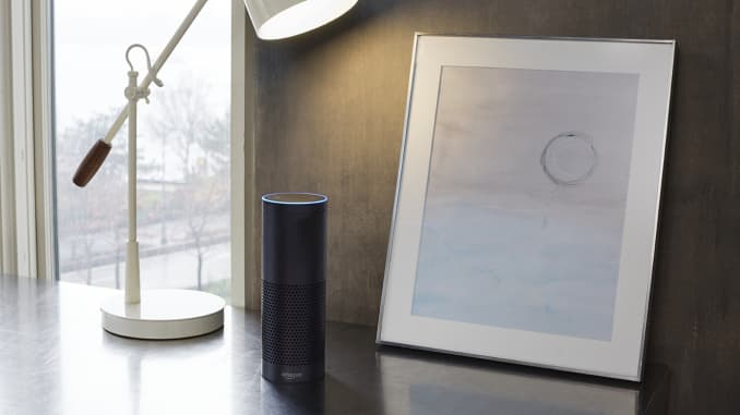 Amazon Echo Launched In Uk And Germany