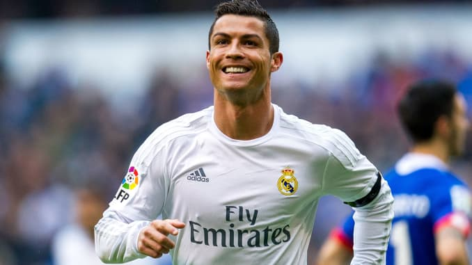 quality design c1cbd 18ca8 How Cristiano Ronaldo's game day routine sets him up to win