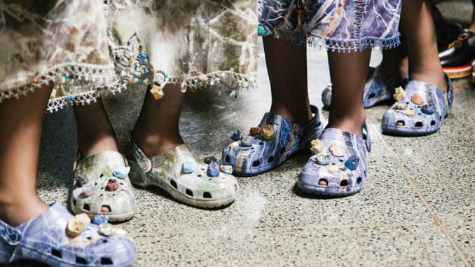1ecb15a317c Ugly shoes are en vogue, as Ugg mashup hits stores, Crocs storm the ...