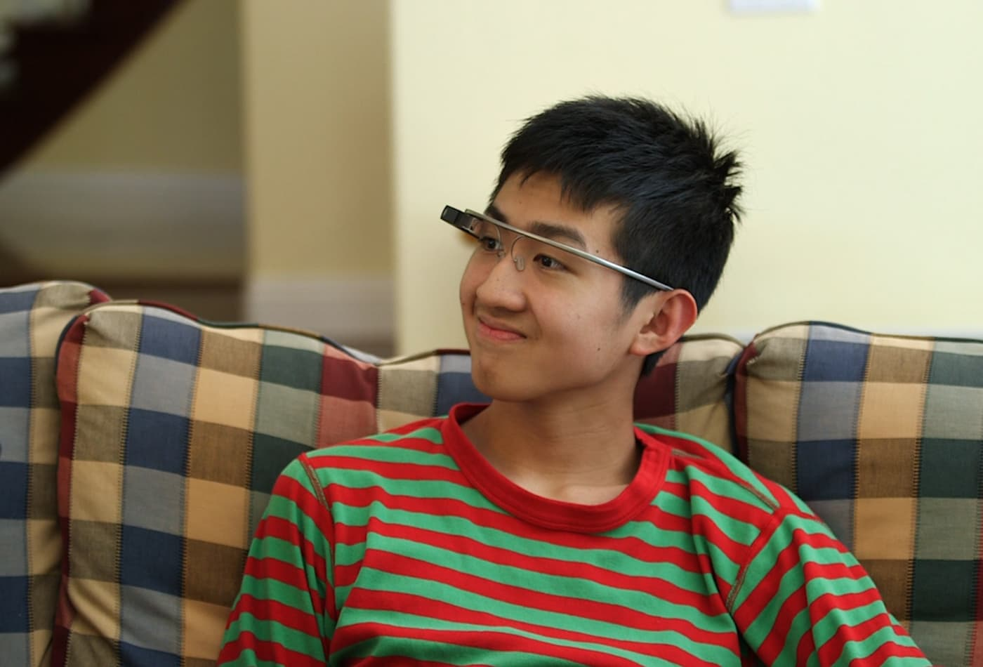 A new use for Google Glass: Helping children with autism