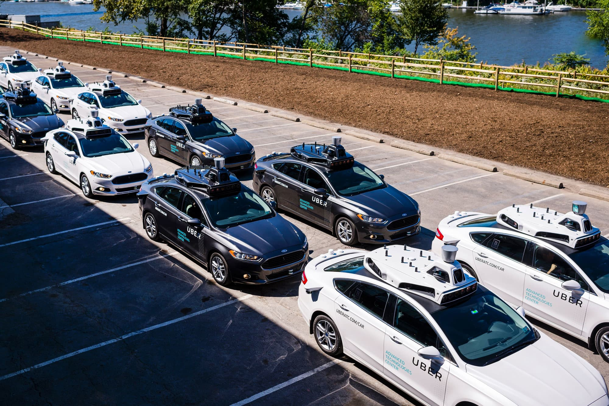Pittsburgh's self-driving car boom means $200,000 pay packages for