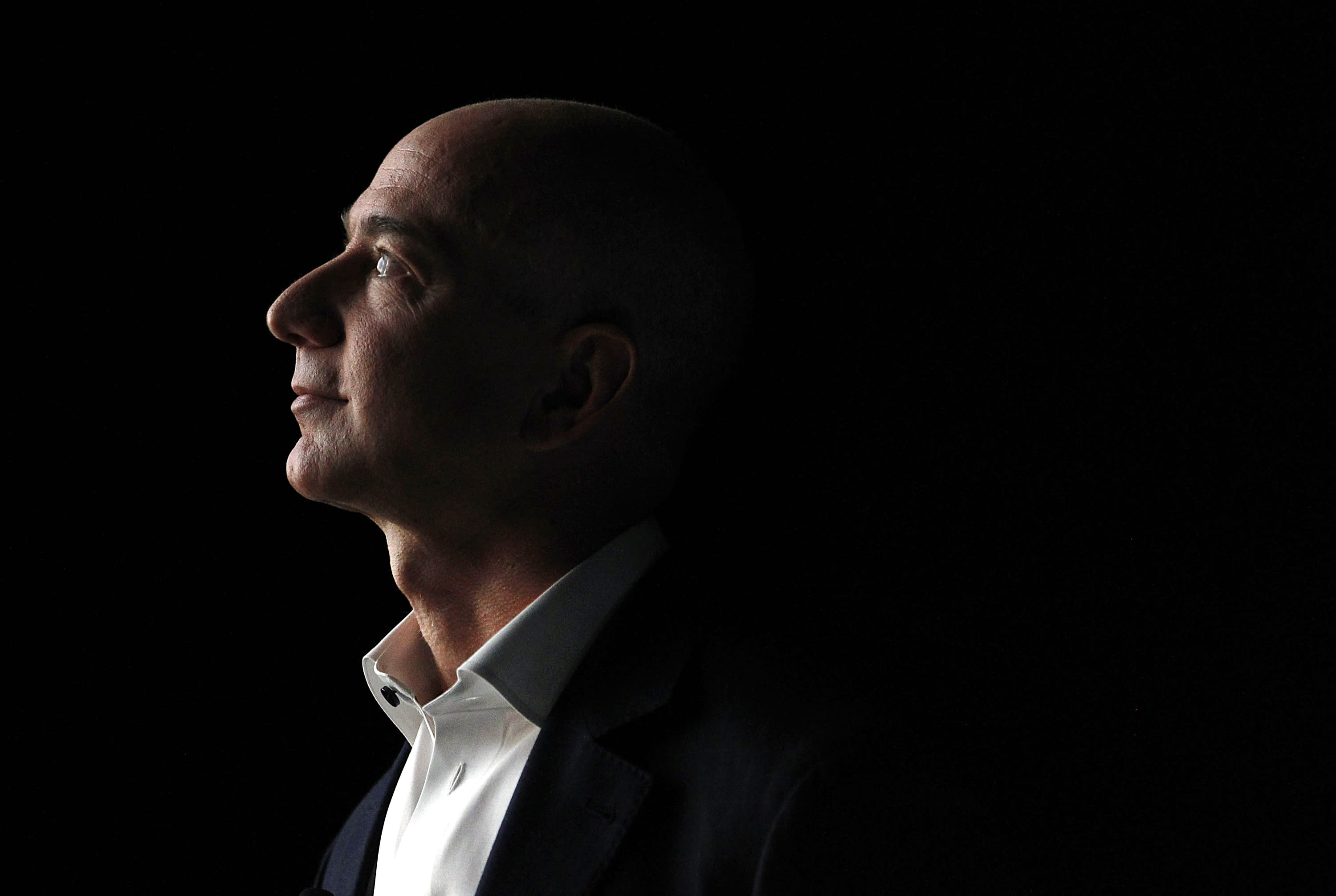 Jeff Bezos is now the richest of all time — sort of