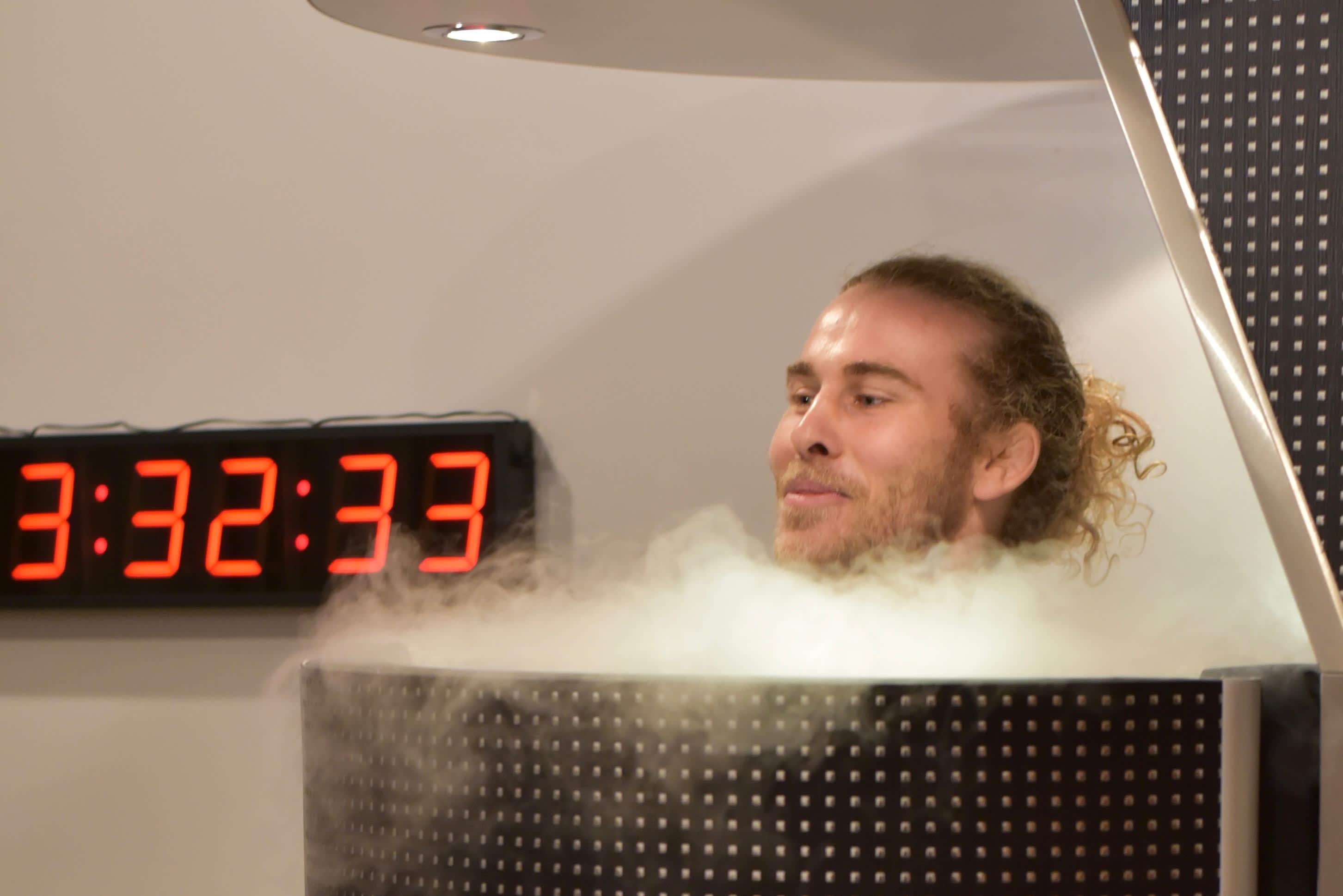 Start-up wants to freeze your body at minus 260 degrees