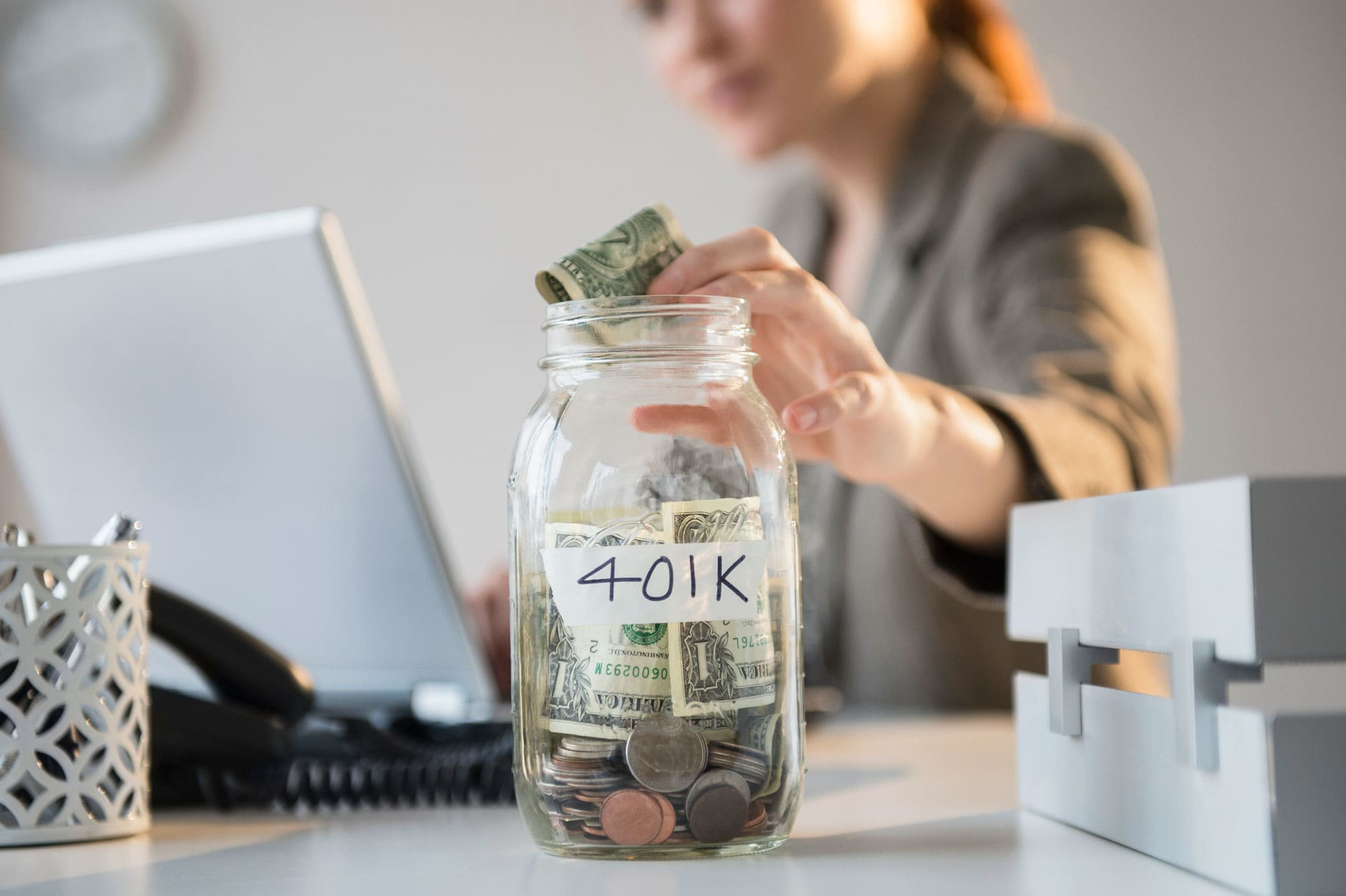 The lure of a 401(k) loan could mask its risks