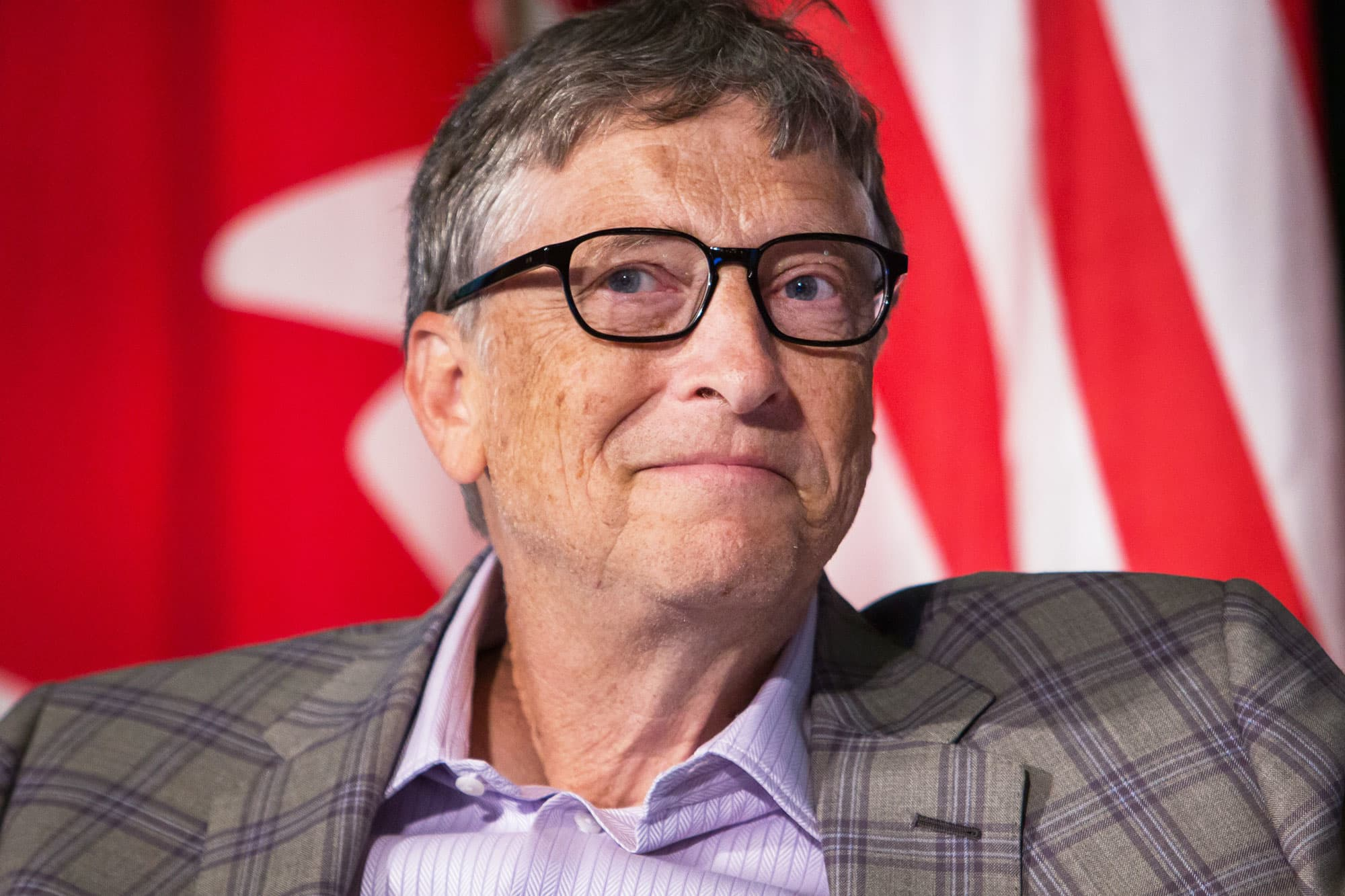 Bill Gates: These 5 books are so good, 'they kept me up reading long past' bedtime