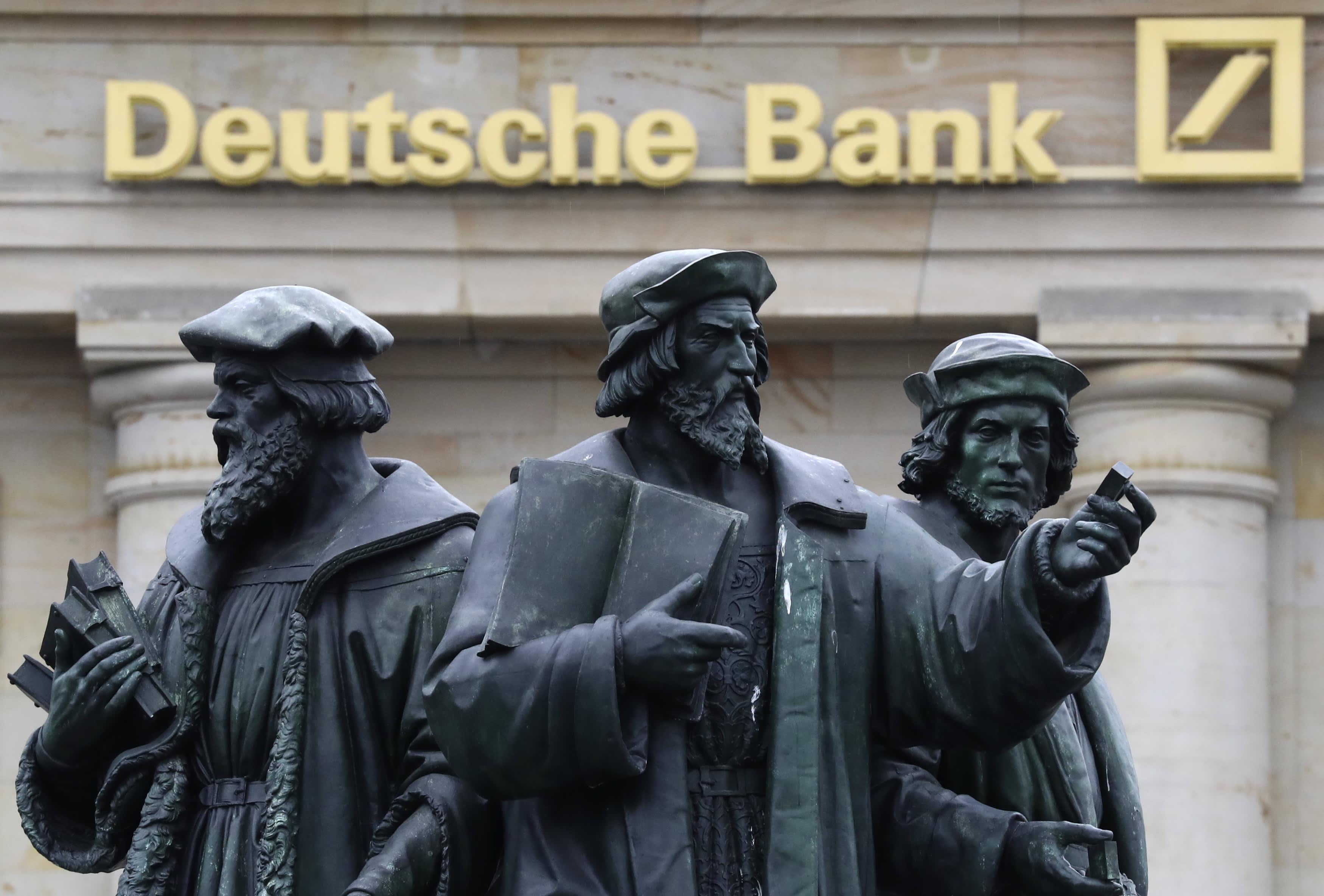 Deutsche Bank will exit global equities business and slash 18,000 jobs in sweeping overhaul