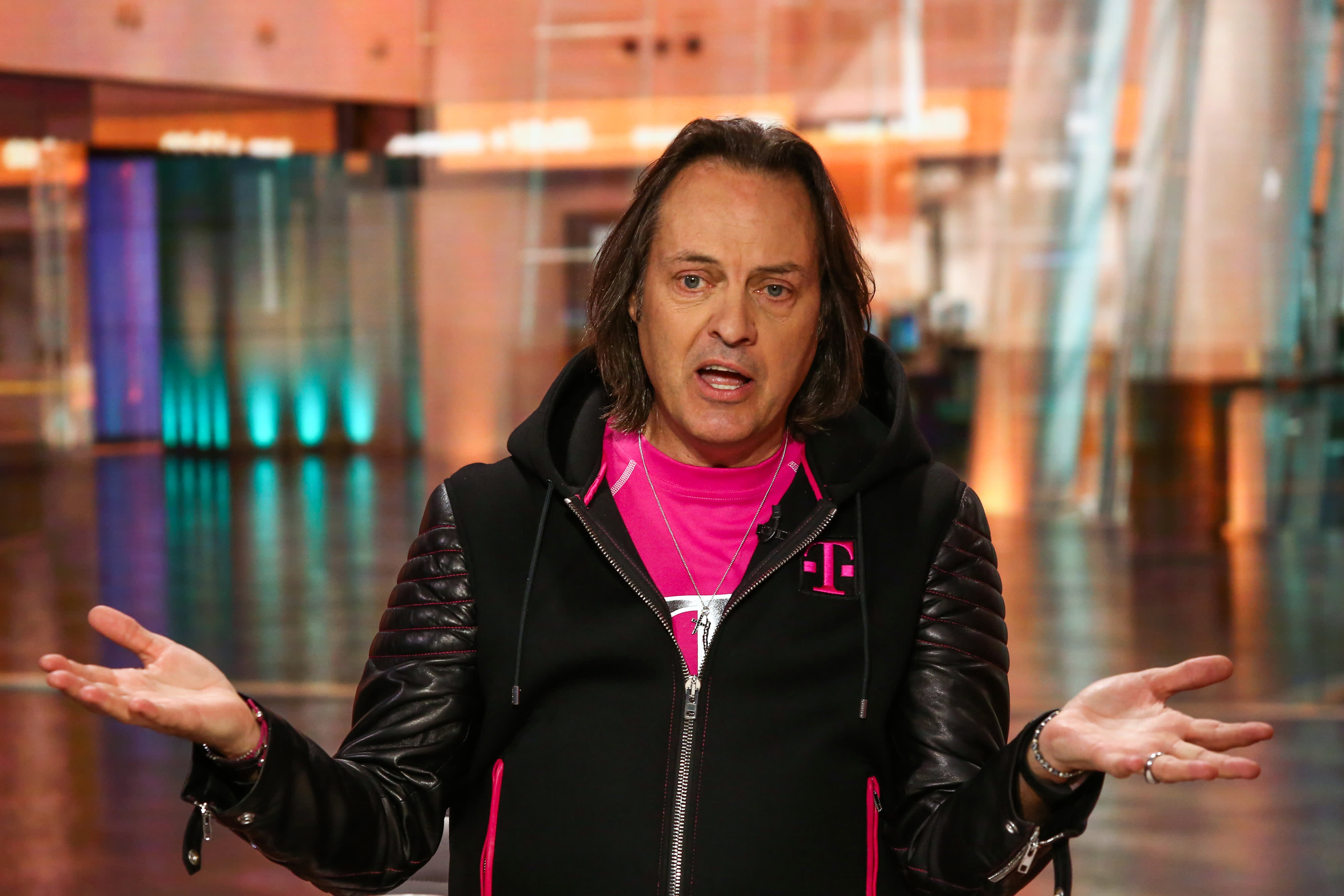 T-Mobile CEO John Legere isn't taking the WeWork CEO job, sources say