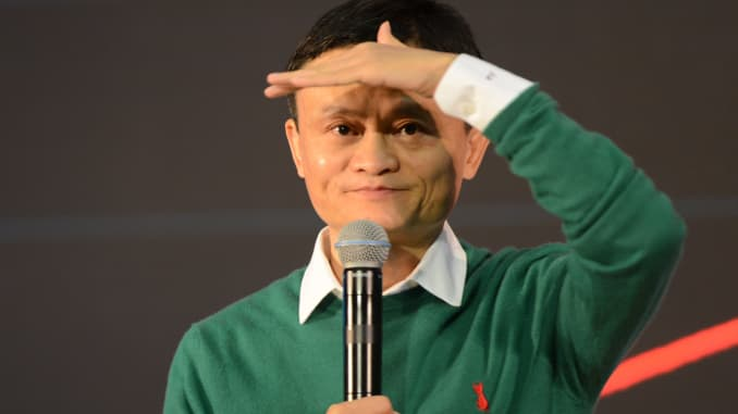 Alibaba's 9 most high-profile investments in US start-ups