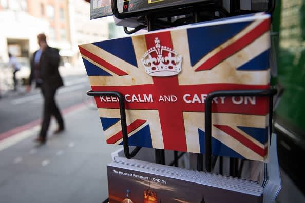 A no-deal Brexit could unleash a flood of fake goods in the UK, retail expert says