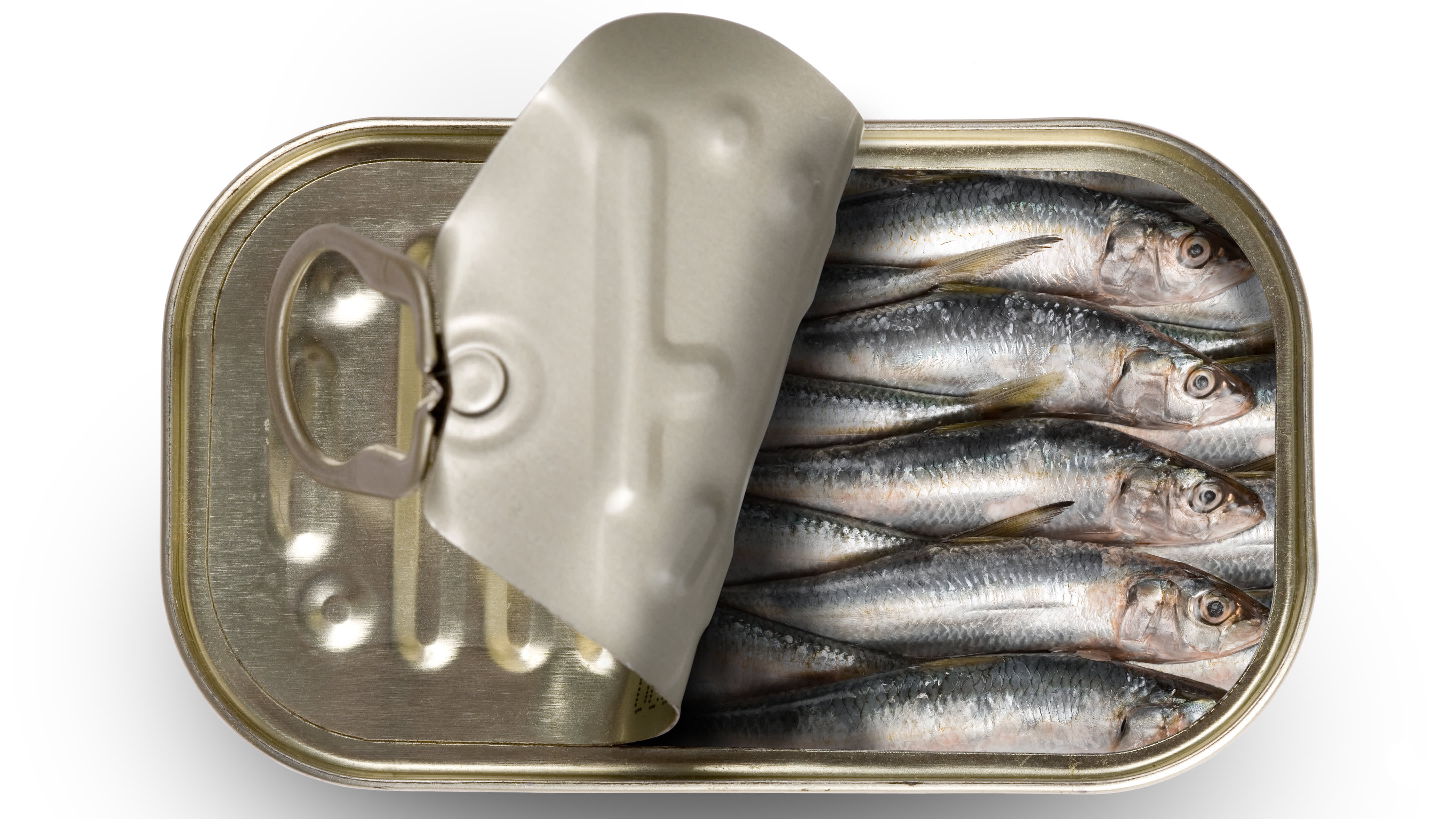 Why this millionaire investor eats five cans of sardines