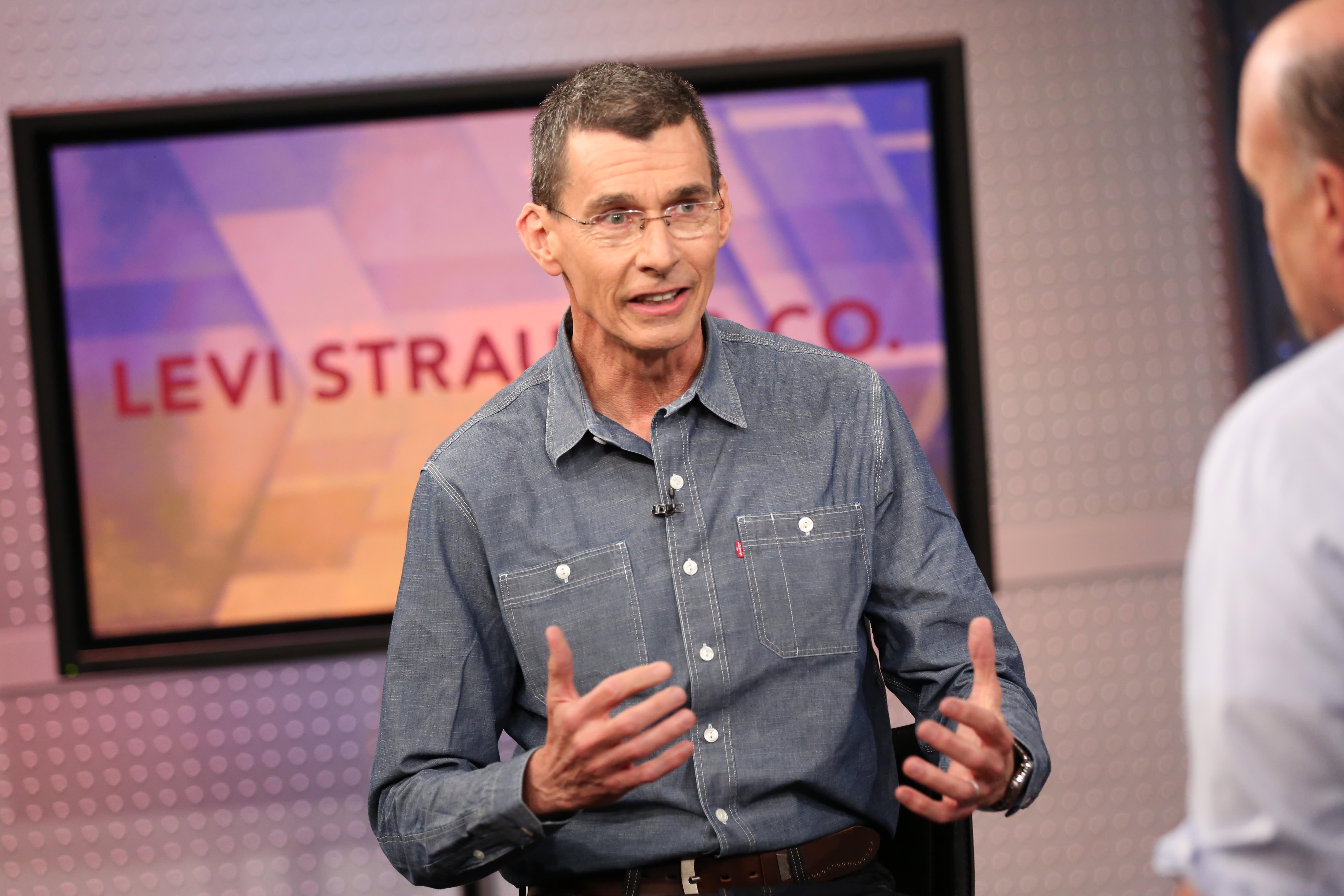 Levi's CEO: 'The best innovation happens when you've got constraints'