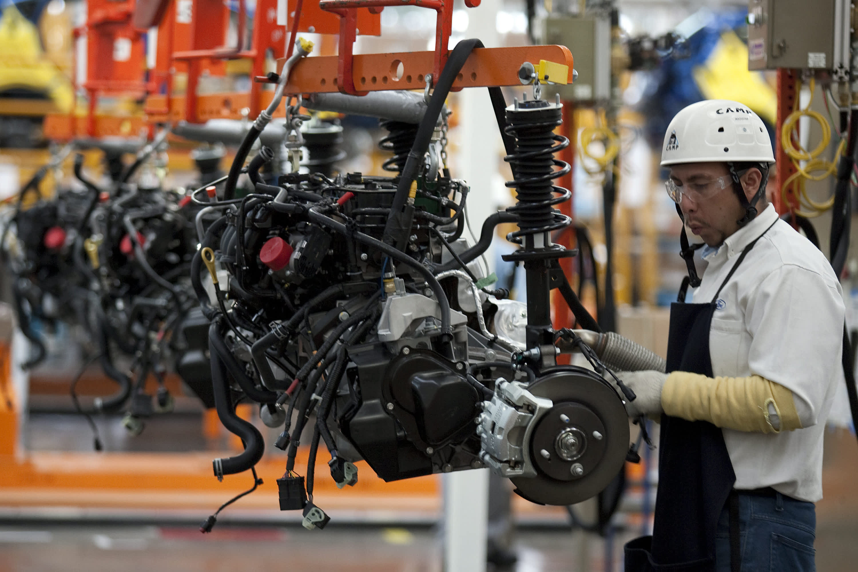Small cars, not US manufacturing jobs, are moving to Mexico