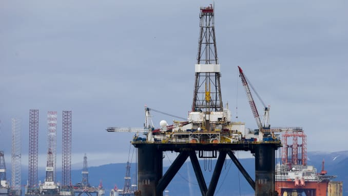 Oil price 'meltdown' puts offshore drillers 'back to square one'