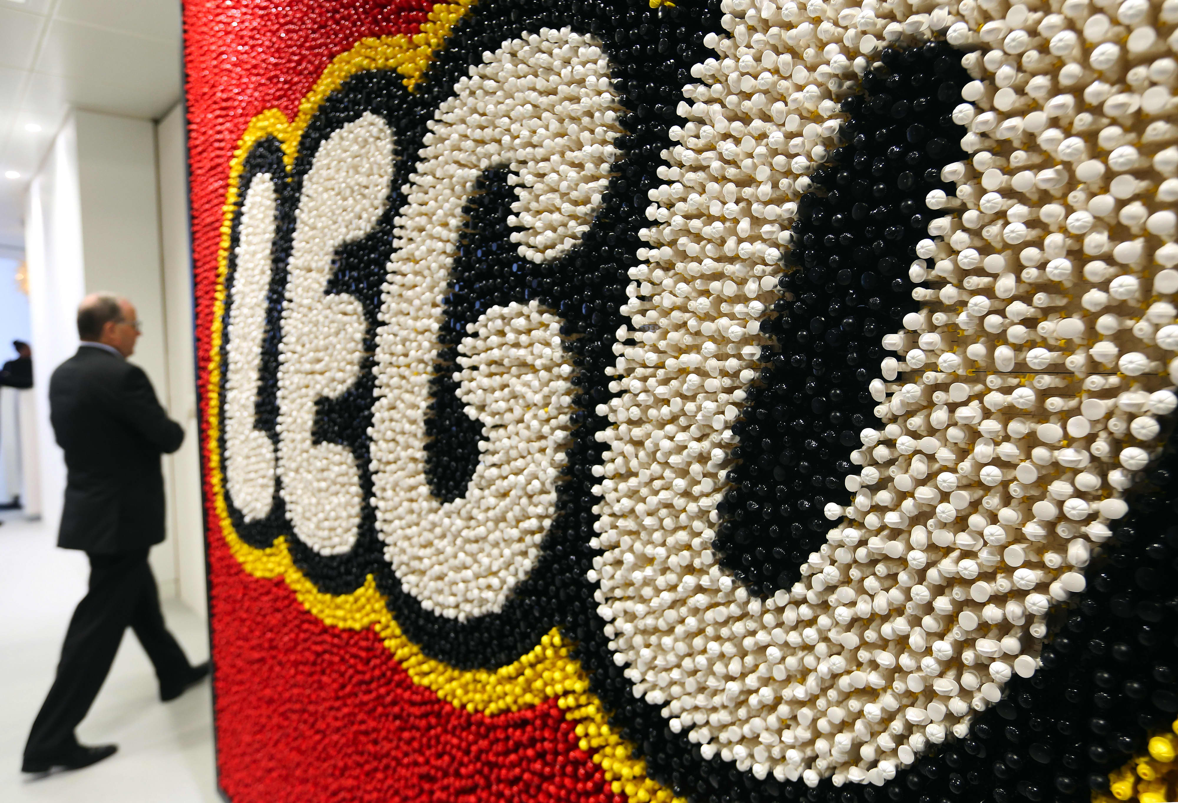Toymaker Lego appoints new chief executive