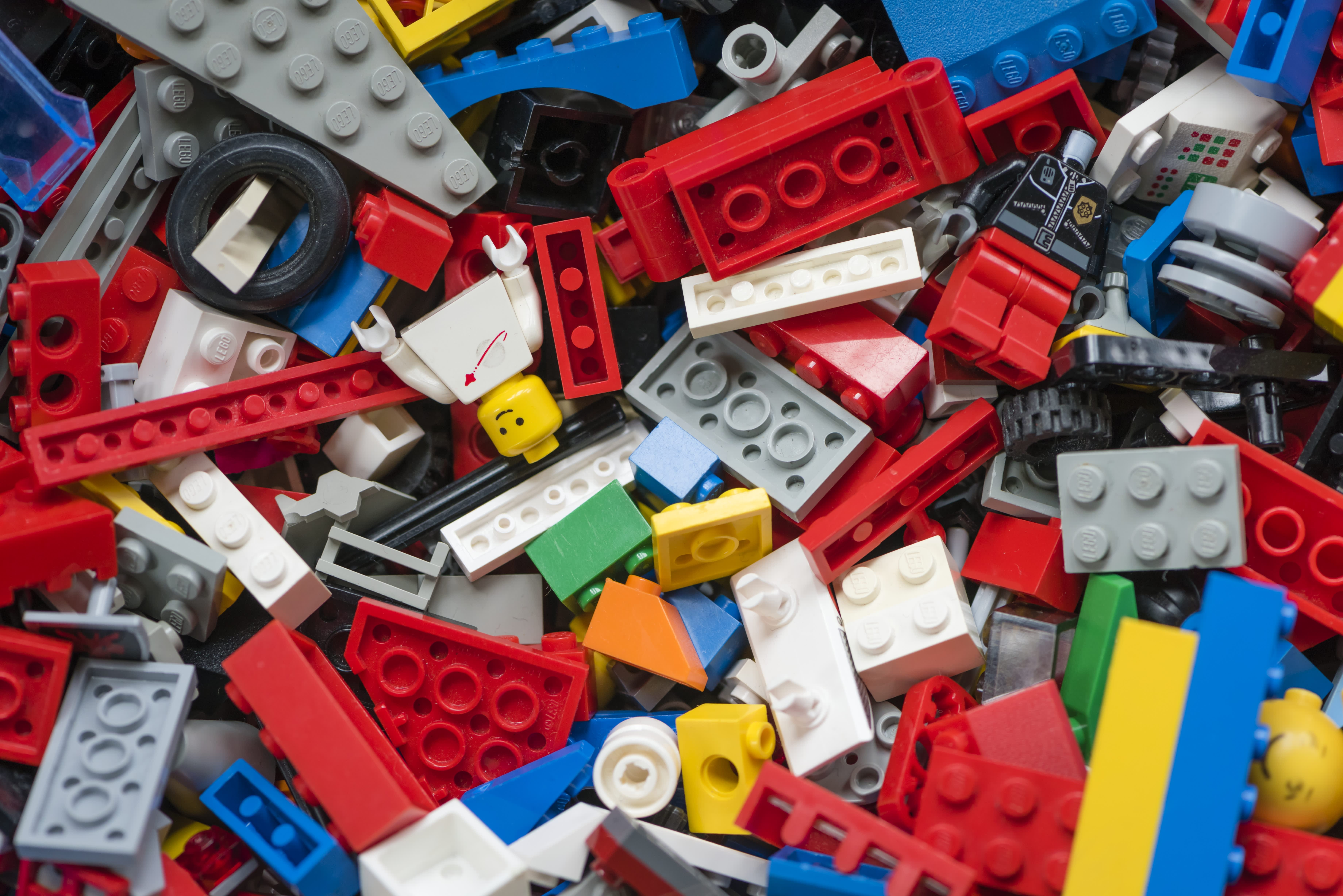 How LEGO kept a plastic brick relevant for 60 years