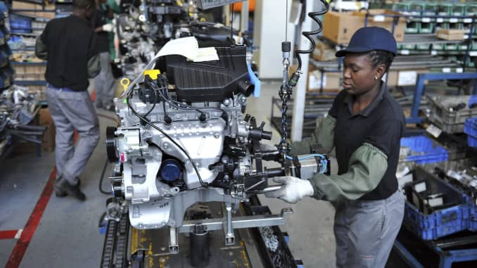 Robots endanger up to two-thirds of emerging economy jobs: UN