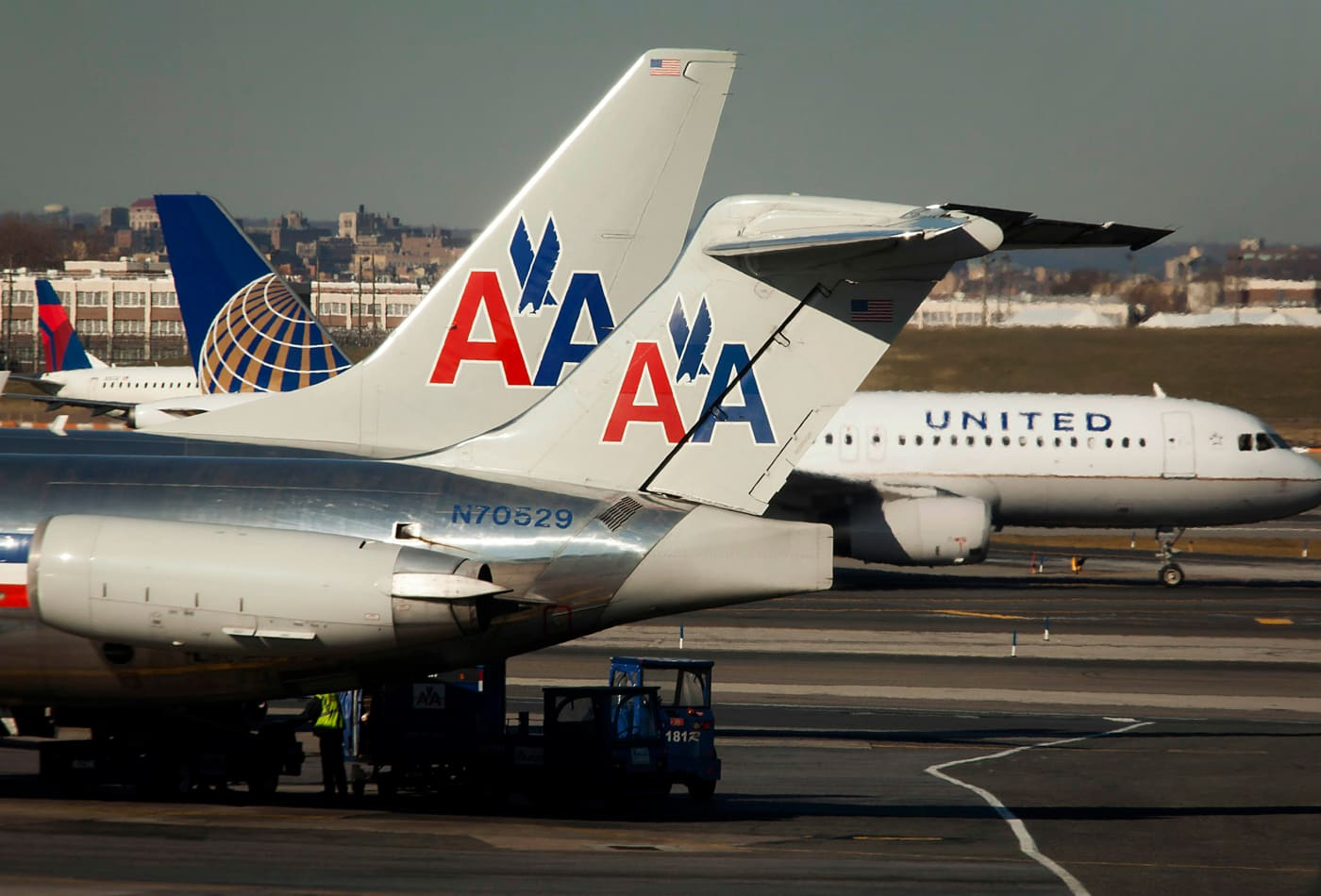 Airline shares surge as TSA numbers hit pandemic high, support for second bailout builds