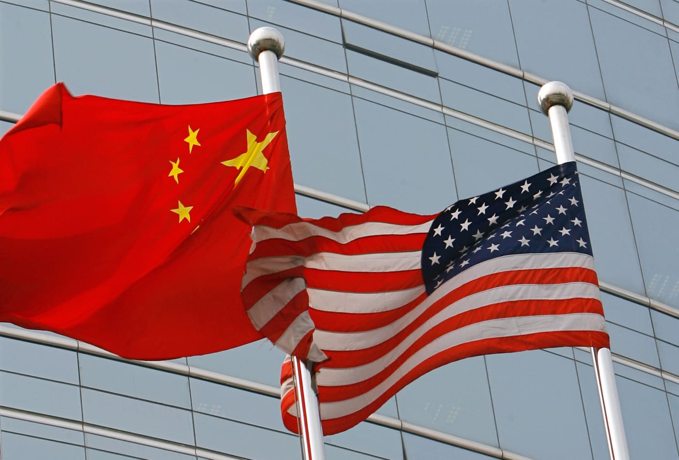 The Artificial Intelligence Arms Race: China Versus the U.S.