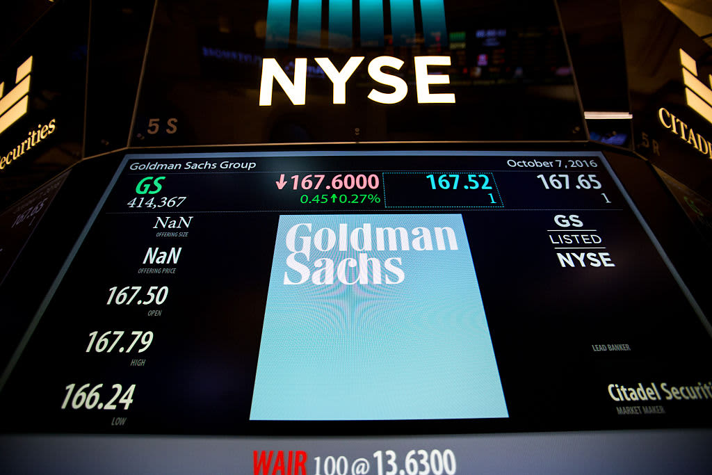 <bold>Goldman</bold> <bold>Sachs</bold> unintentionally sparked a war with cryptocurrency evangelists
