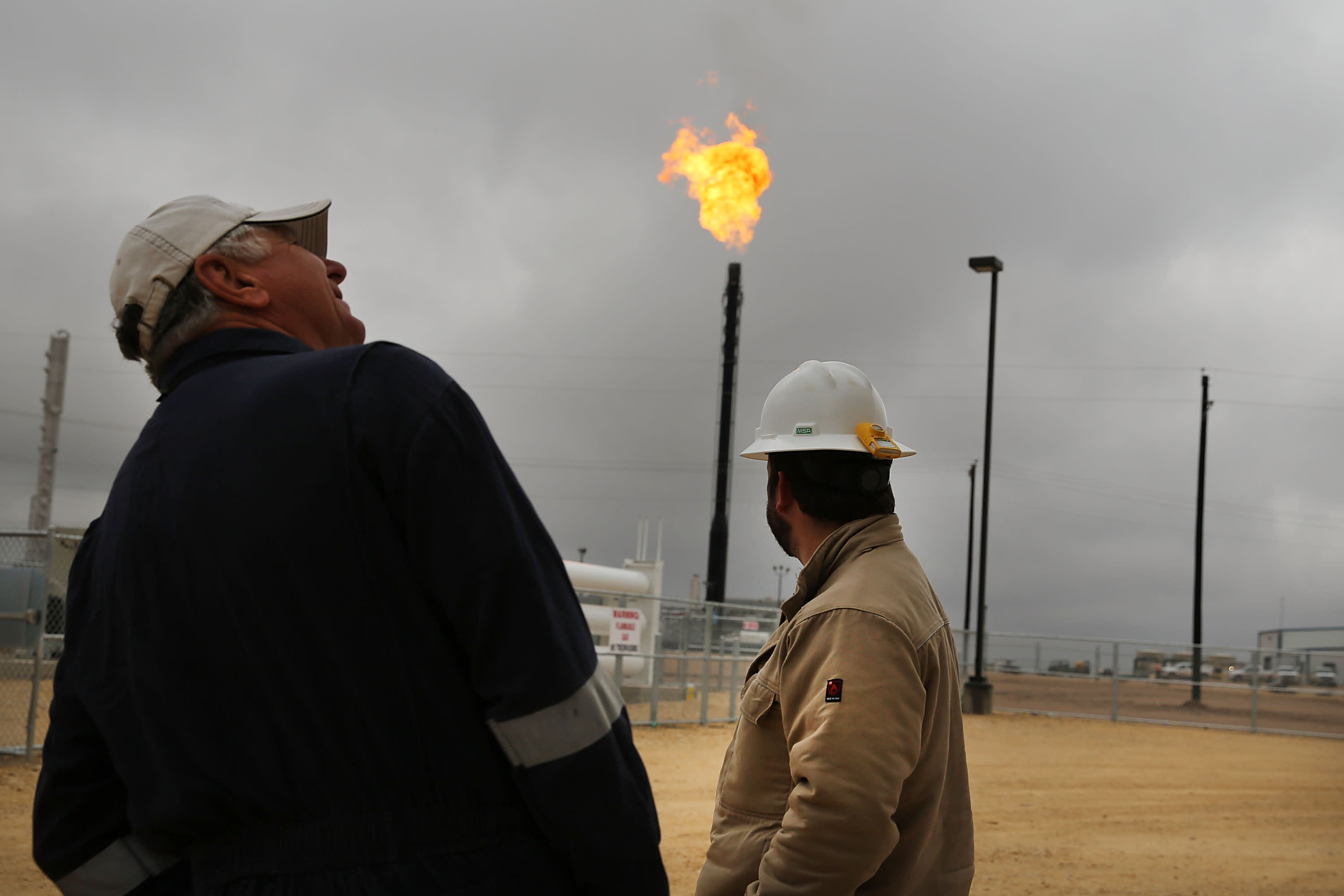 Oil prices are poised to fall because there's little left to