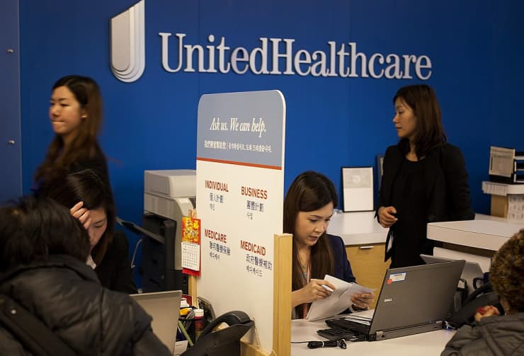 Premium EA: UnitedHealth Retail Stores Sell Insurance With A Smile