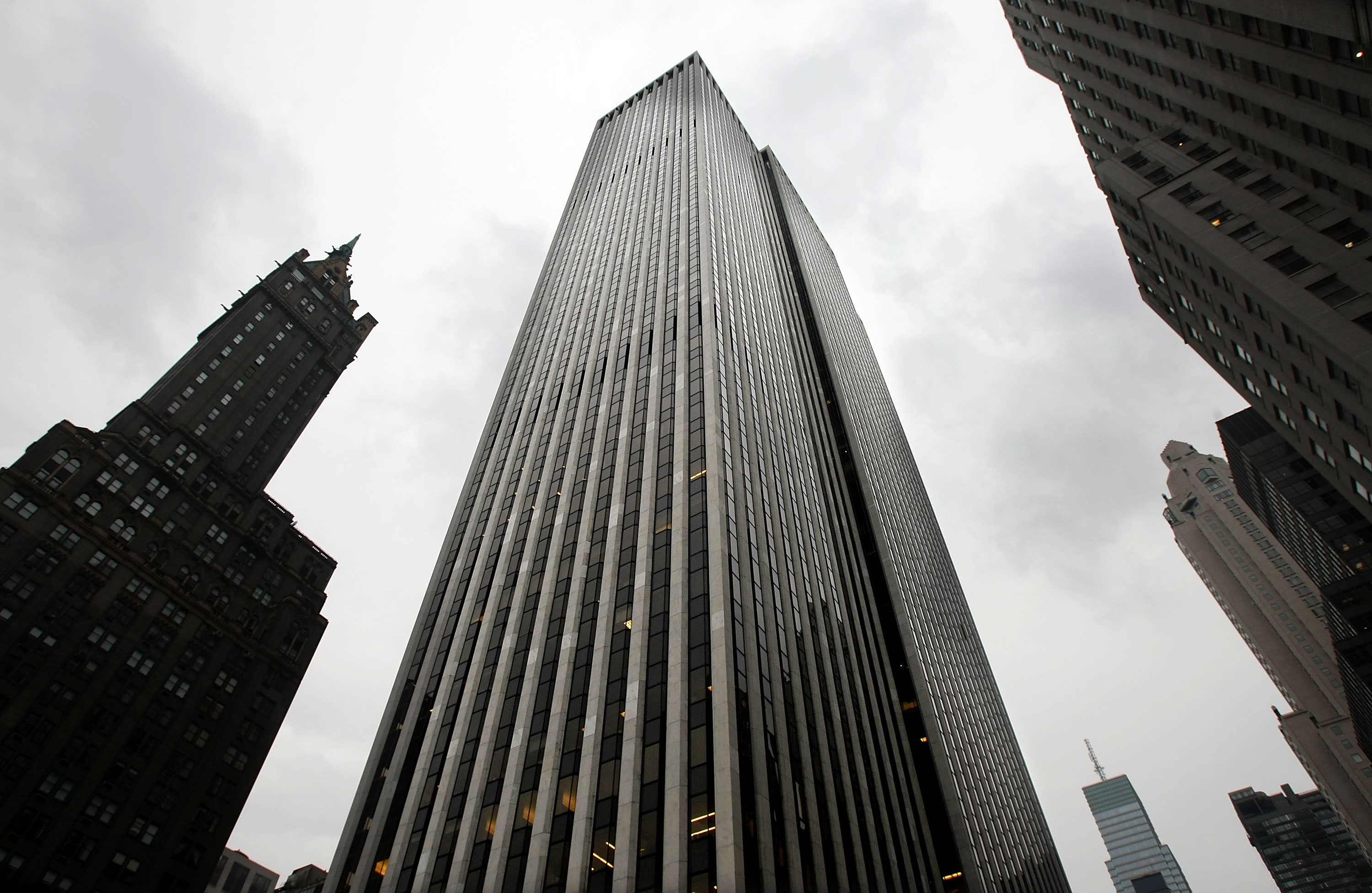 The General Motors Building in New York City