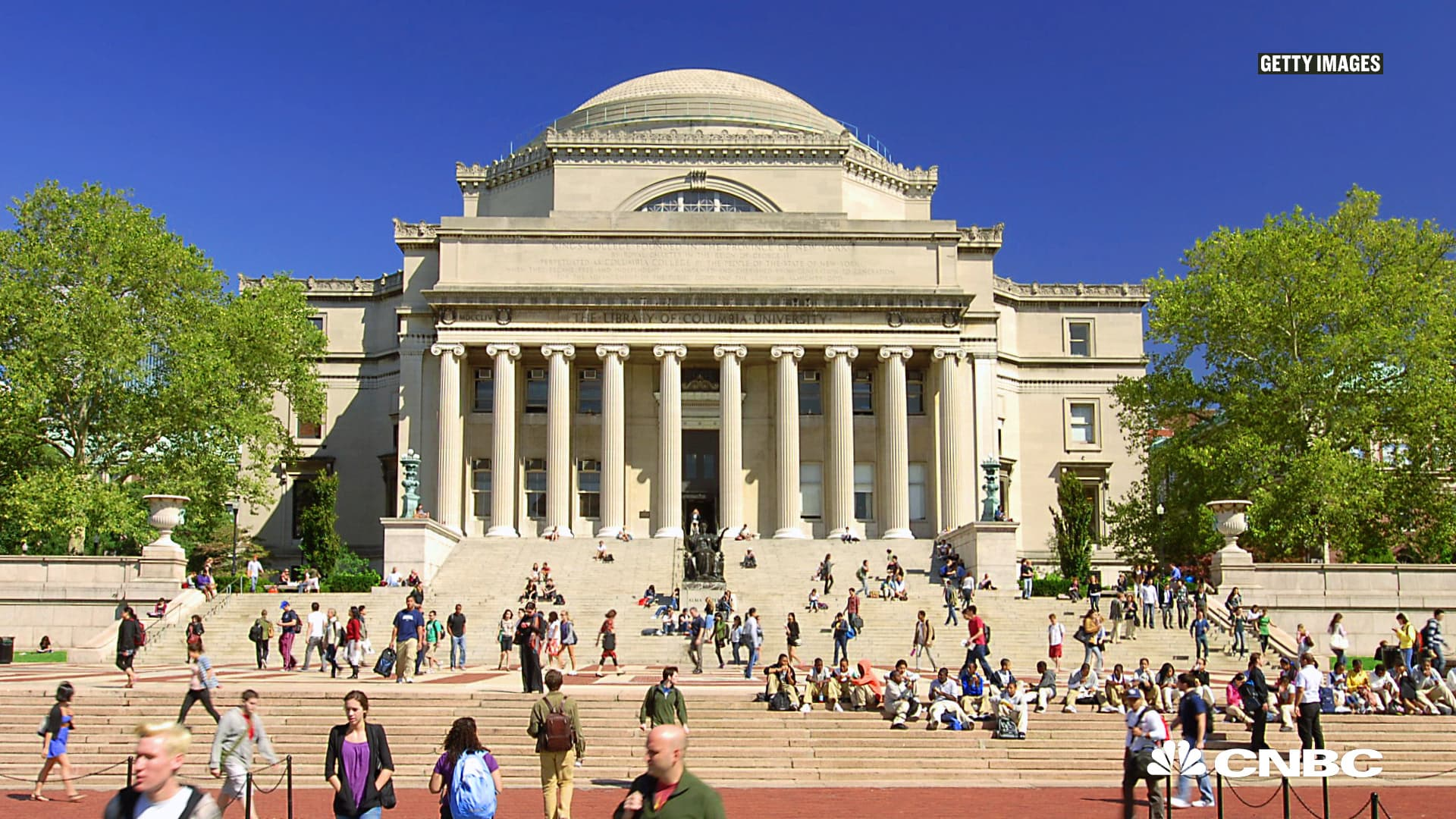 Here are the business schools with the highest-paid MBAs