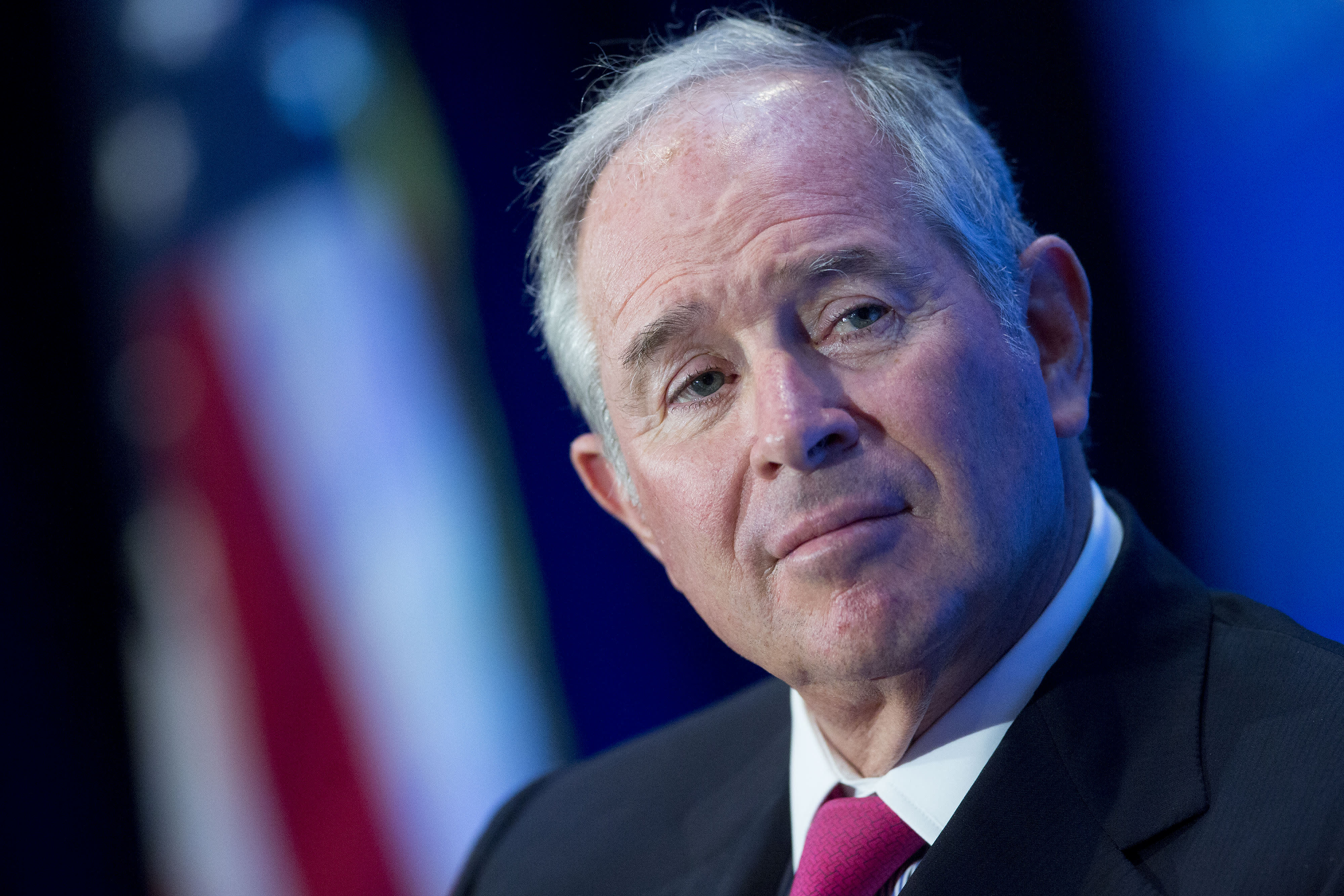 Schwarzman: I'm hearing that China is quickly working to stop illicit fentanyl shipments to the US