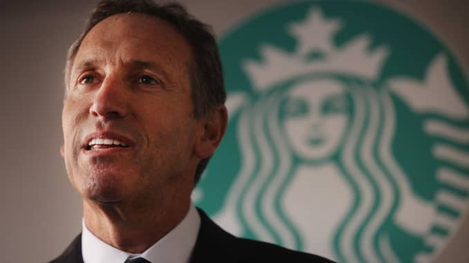 13 inspiring quotes on leadership and success from Starbucks ...