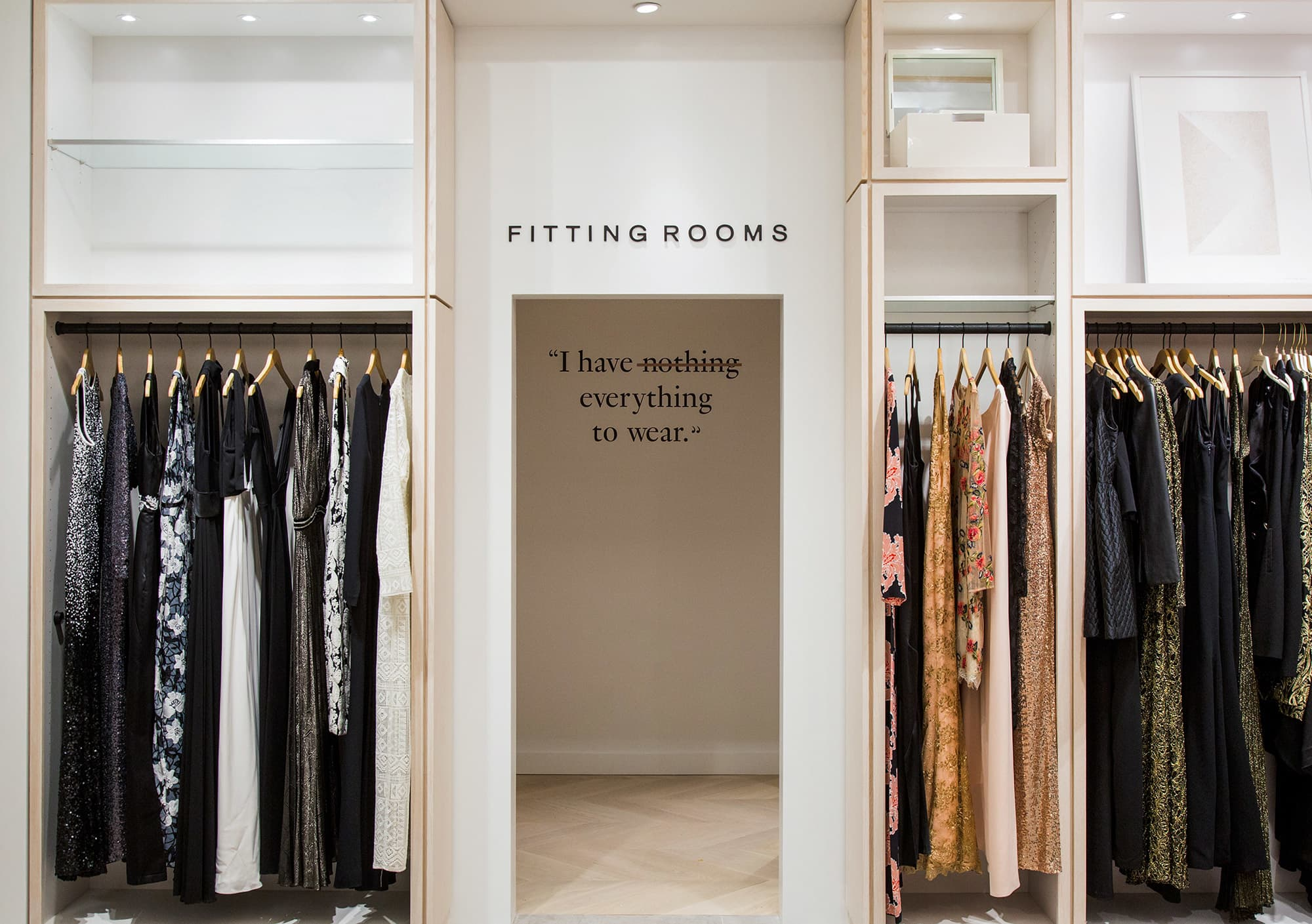 Photo of Clothing rental start-up Rent the Runway is definitely closing all stores