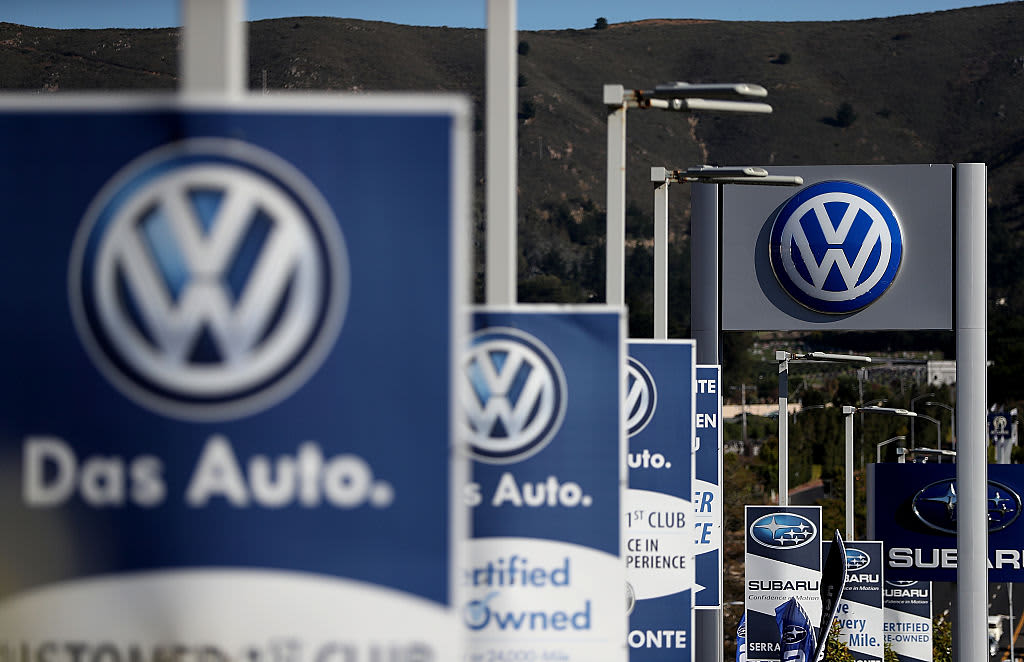 VW says it's 'optimistic but also realistic' after US tariff threat on cars