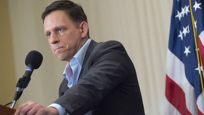 Herpes vaccine firm backed by Peter Thiel promises FDA oversight