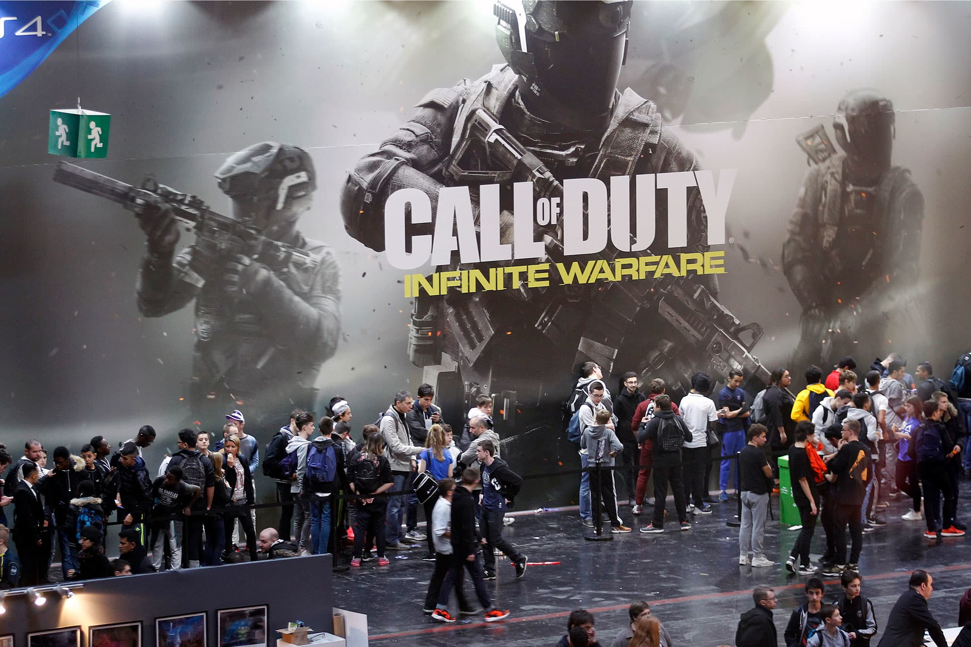 Call Of Duty Hit Game May Be Declining