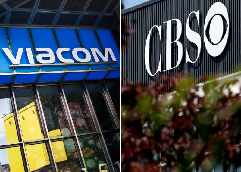 CBS and Viacom merger is set to close within a month