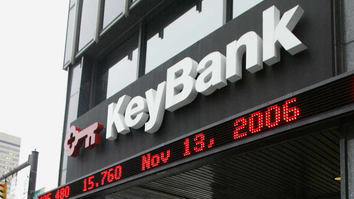 KeyCorp shares fall after Cleveland bank uncovers $90 million fraud by customer
