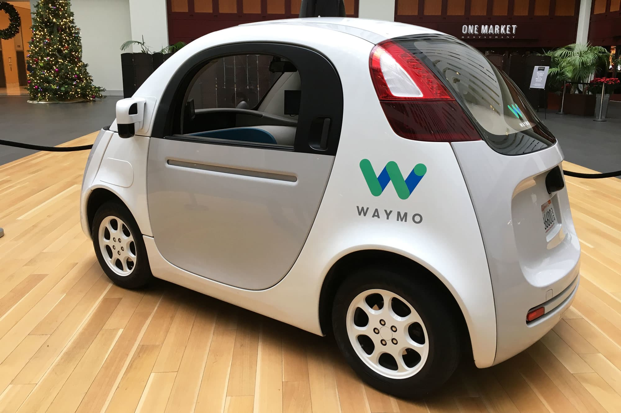 Alphabet exec blames media for overhyping self-driving cars, even though Google drove the hype